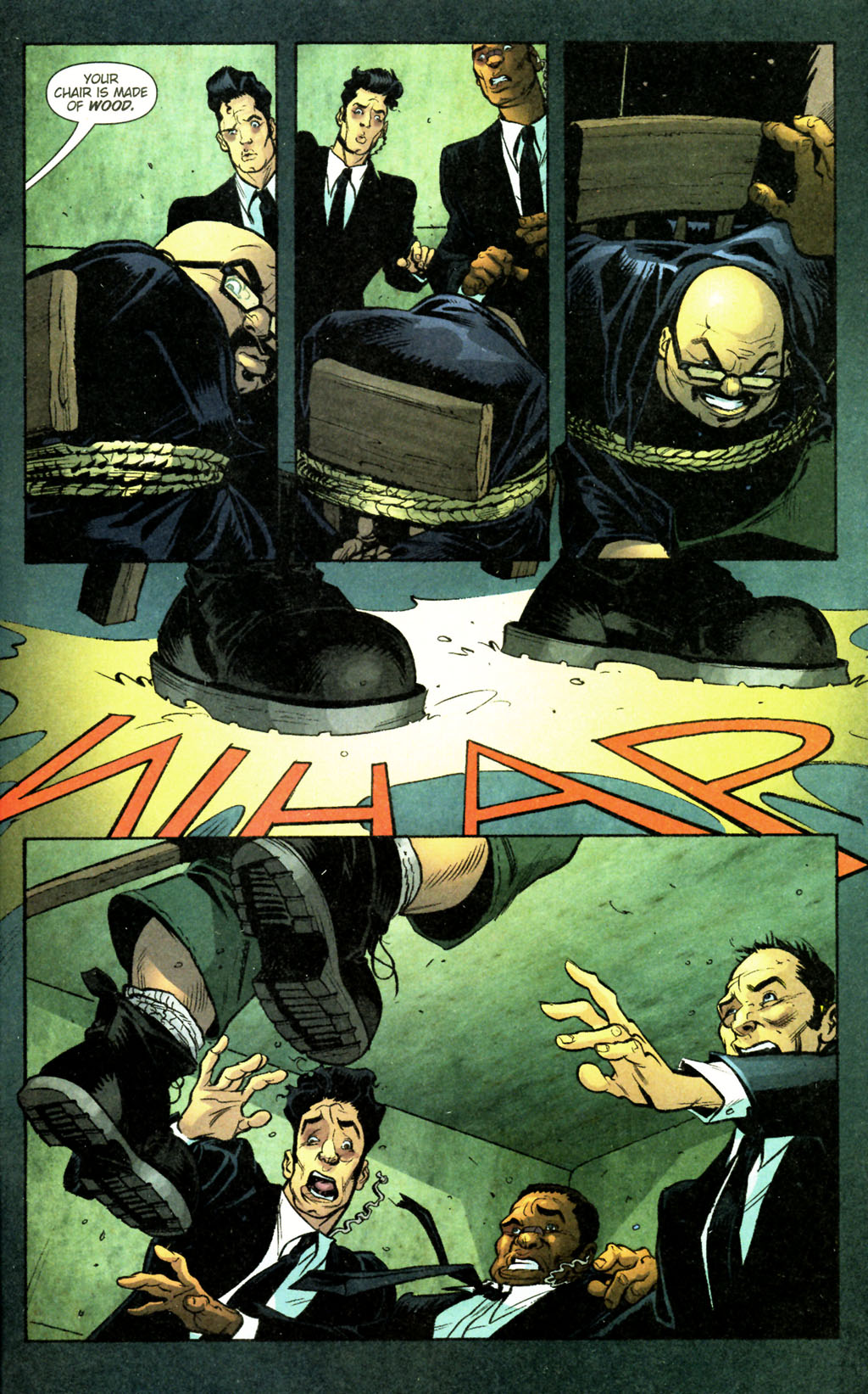 Read online Caper comic -  Issue #12 - 12