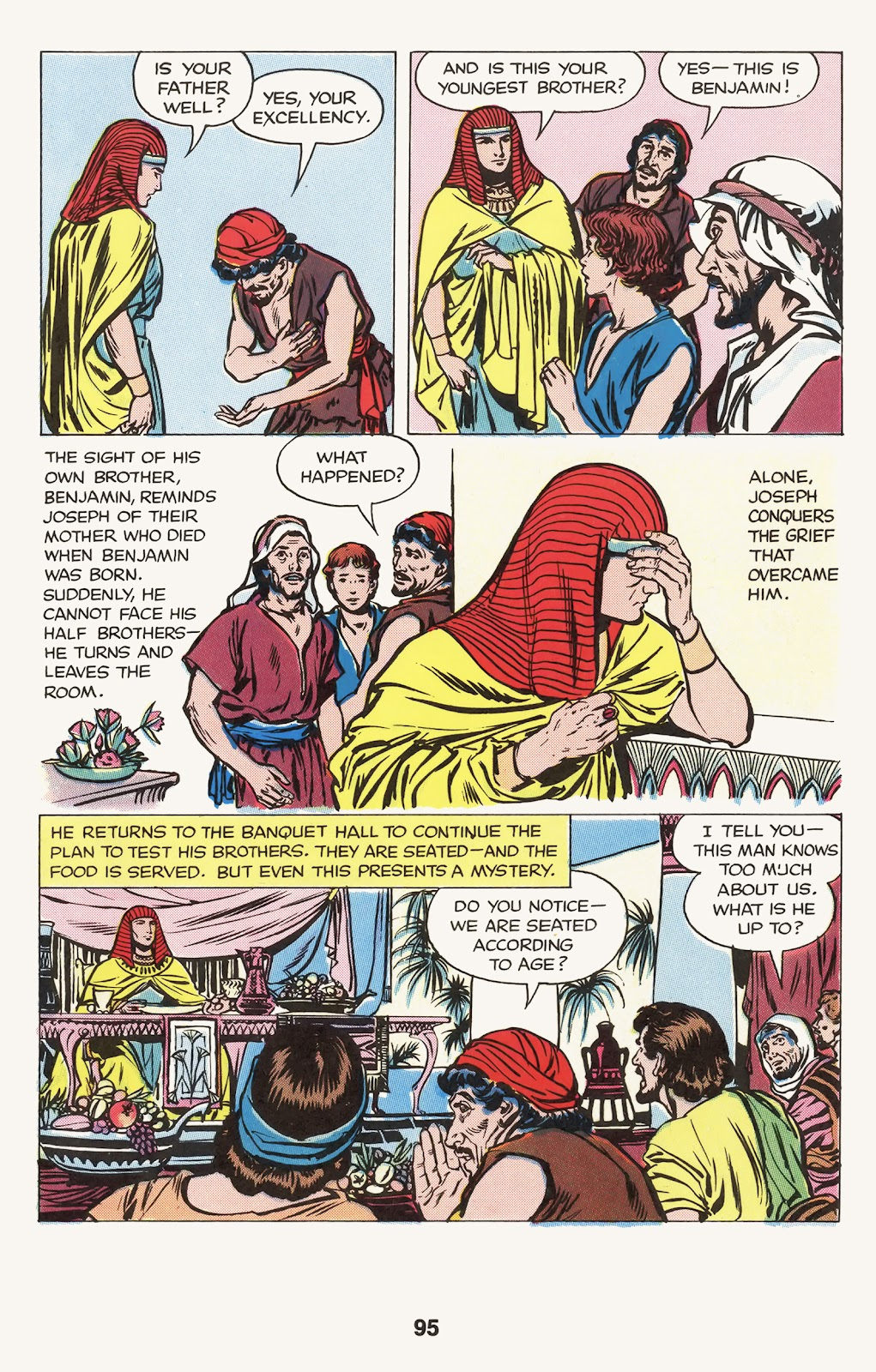 The Picture Bible issue TPB (Part 1) - Page 97