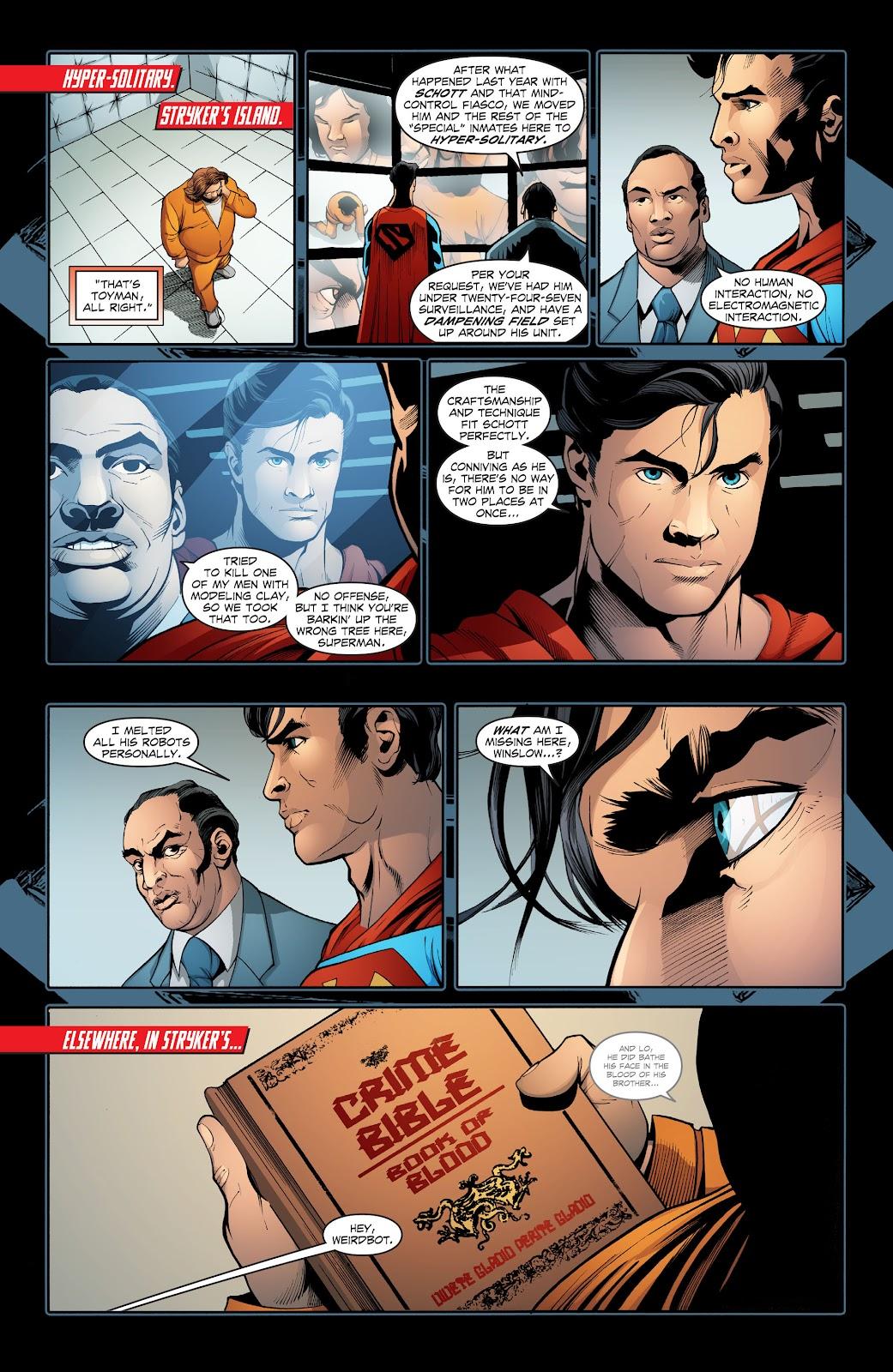 Read online Smallville Season 11 [II] comic -  Issue # TPB 2 - 33