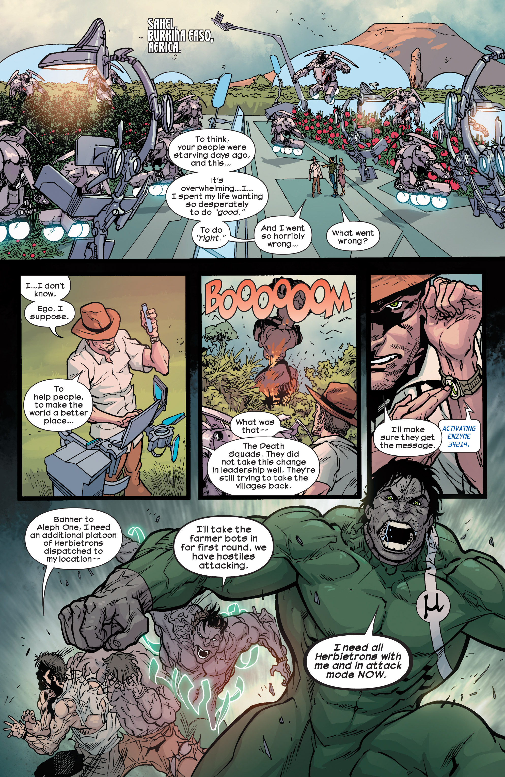 Read online Ultimate Comics Ultimates comic -  Issue #28 - 6