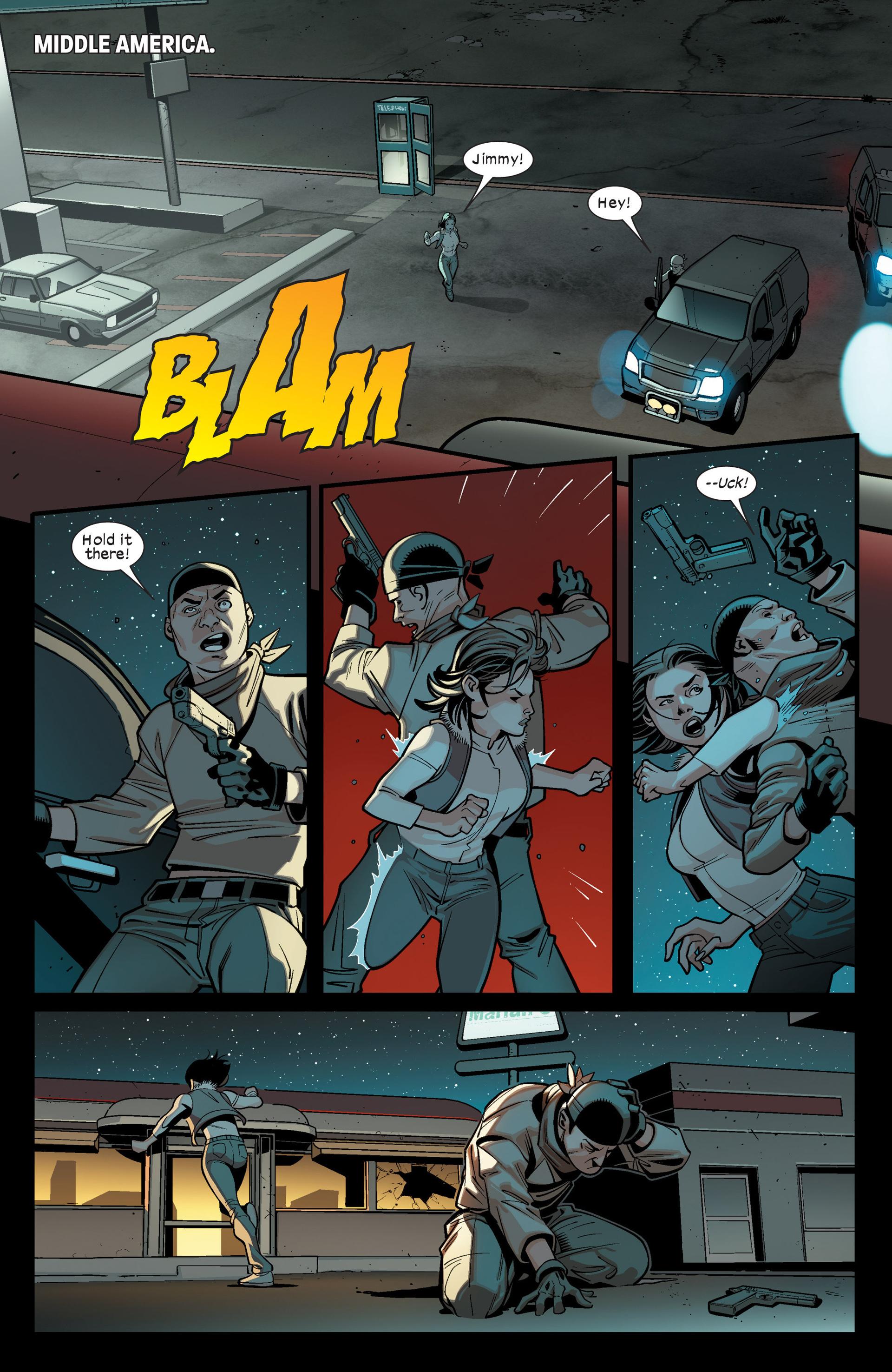 Read online Ultimate Comics X-Men comic -  Issue #15 - 5