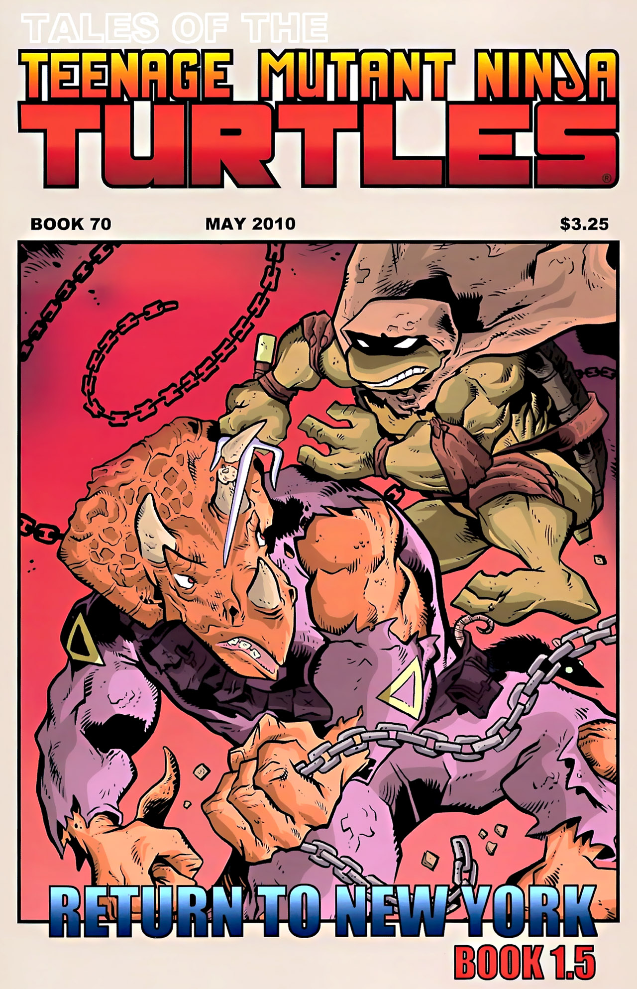 Read online Tales of the TMNT comic -  Issue #70 - 2