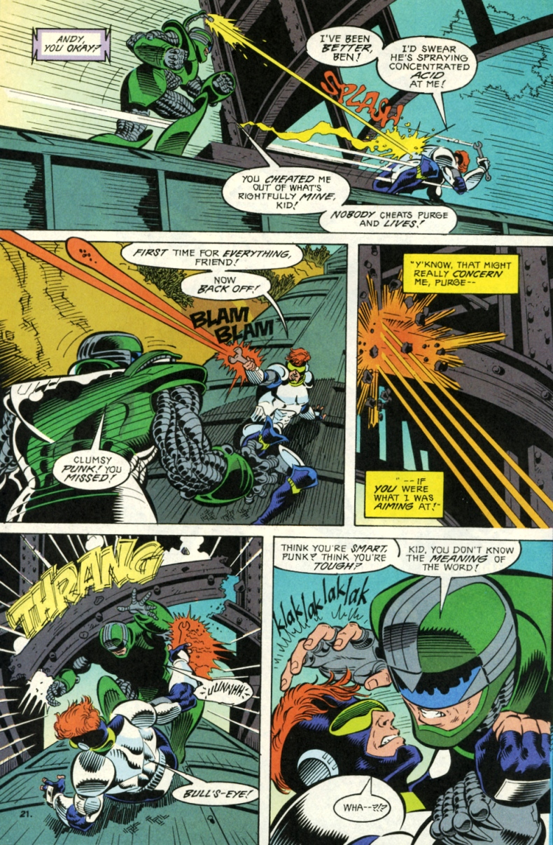 Read online Gunfire comic -  Issue #3 - 26