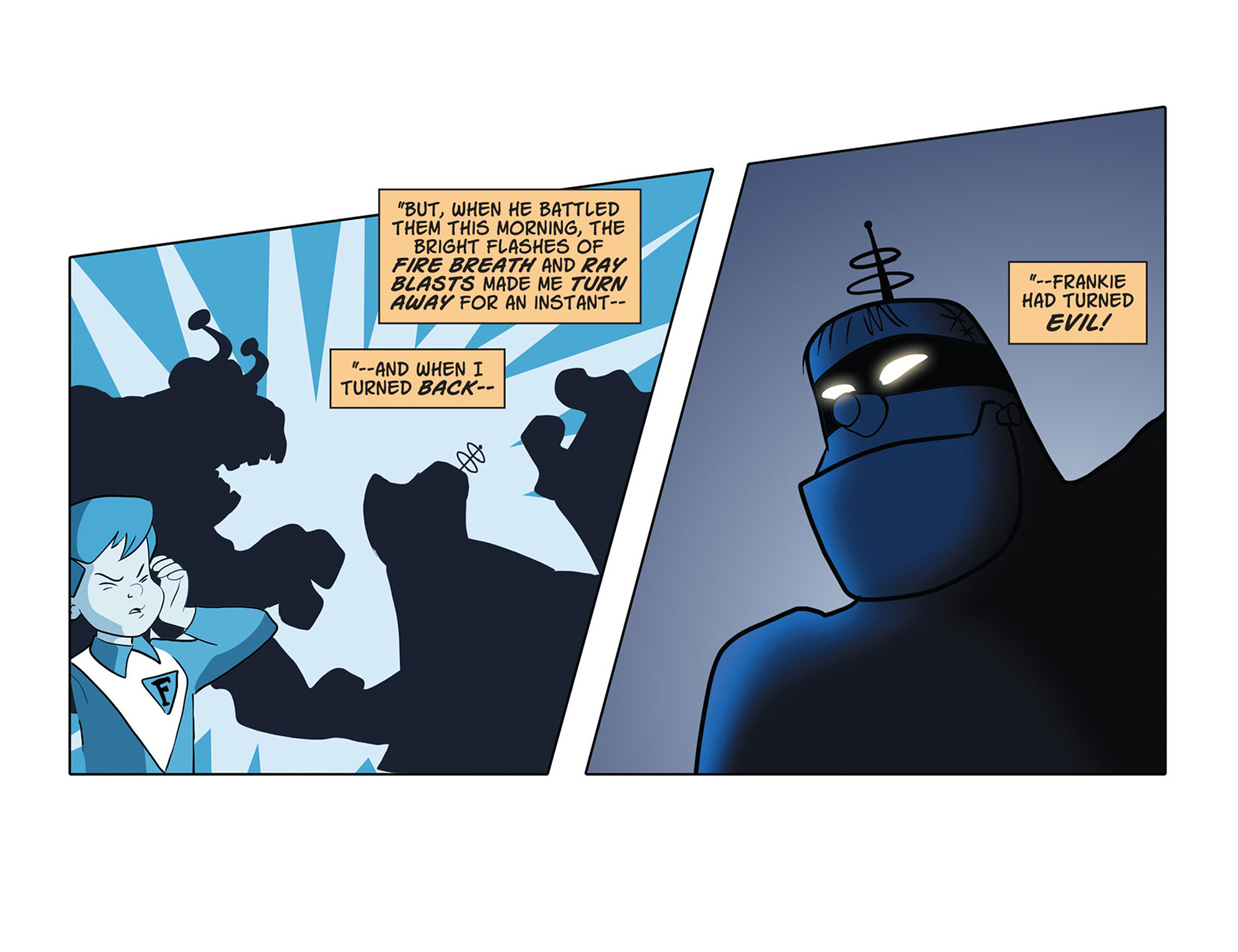 Read online Scooby-Doo! Team-Up comic -  Issue #43 - 15