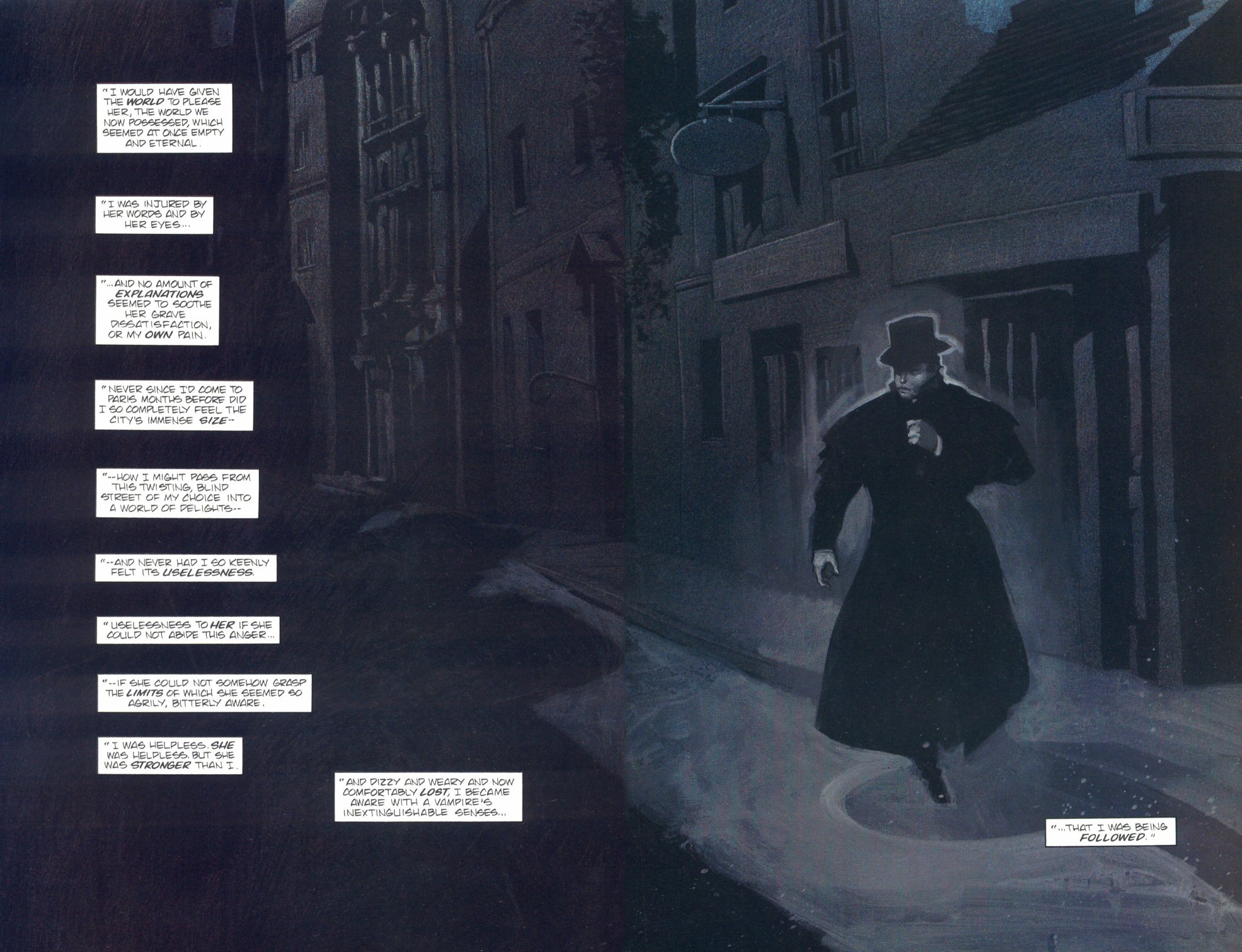 Read online Anne Rice's Interview with the Vampire comic -  Issue #7 - 28
