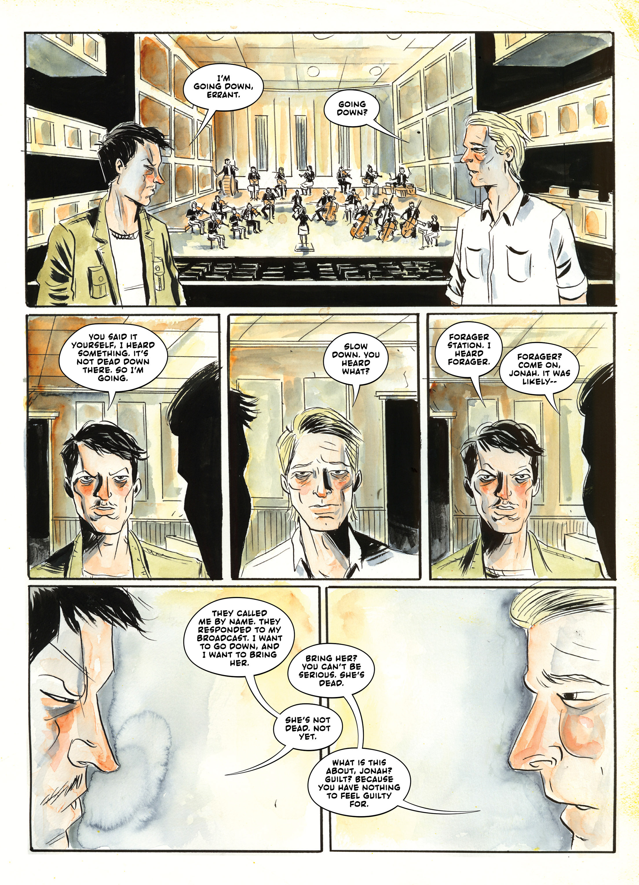 Read online A.D.: After Death comic -  Issue #2 - 62