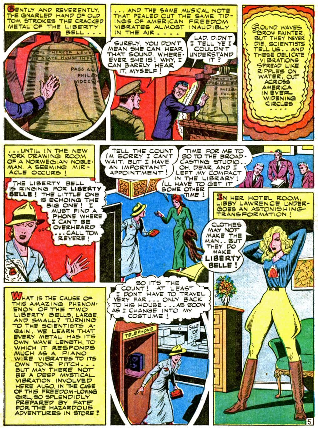Boy Commandos issue 2 - Page 51