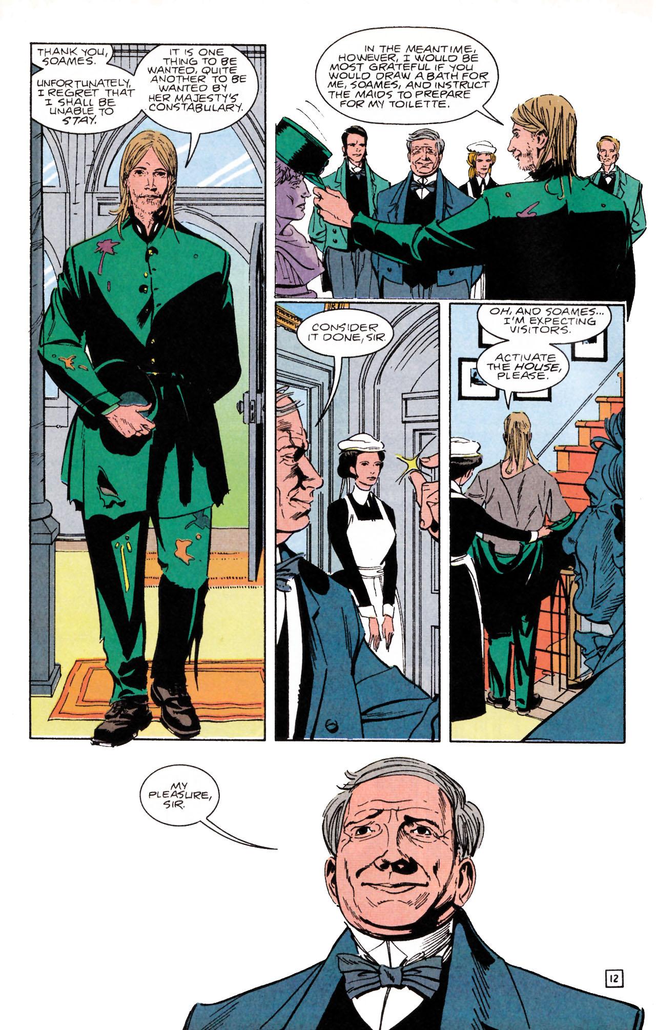 Read online Sebastian O comic -  Issue #1 - 16