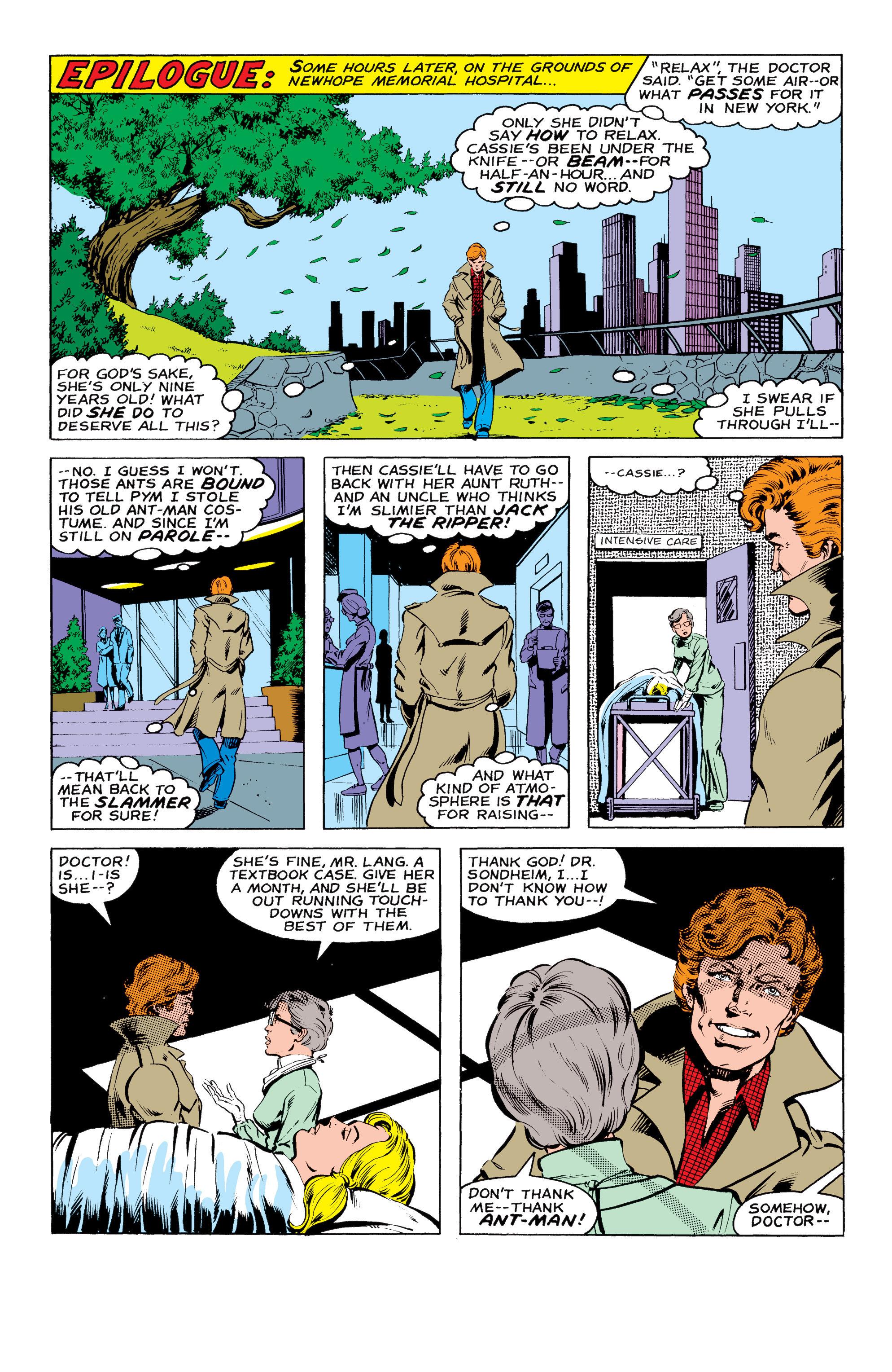 Read online Ant-Man: Scott Lang comic -  Issue #Ant-Man: Scott Lang TPB - 36