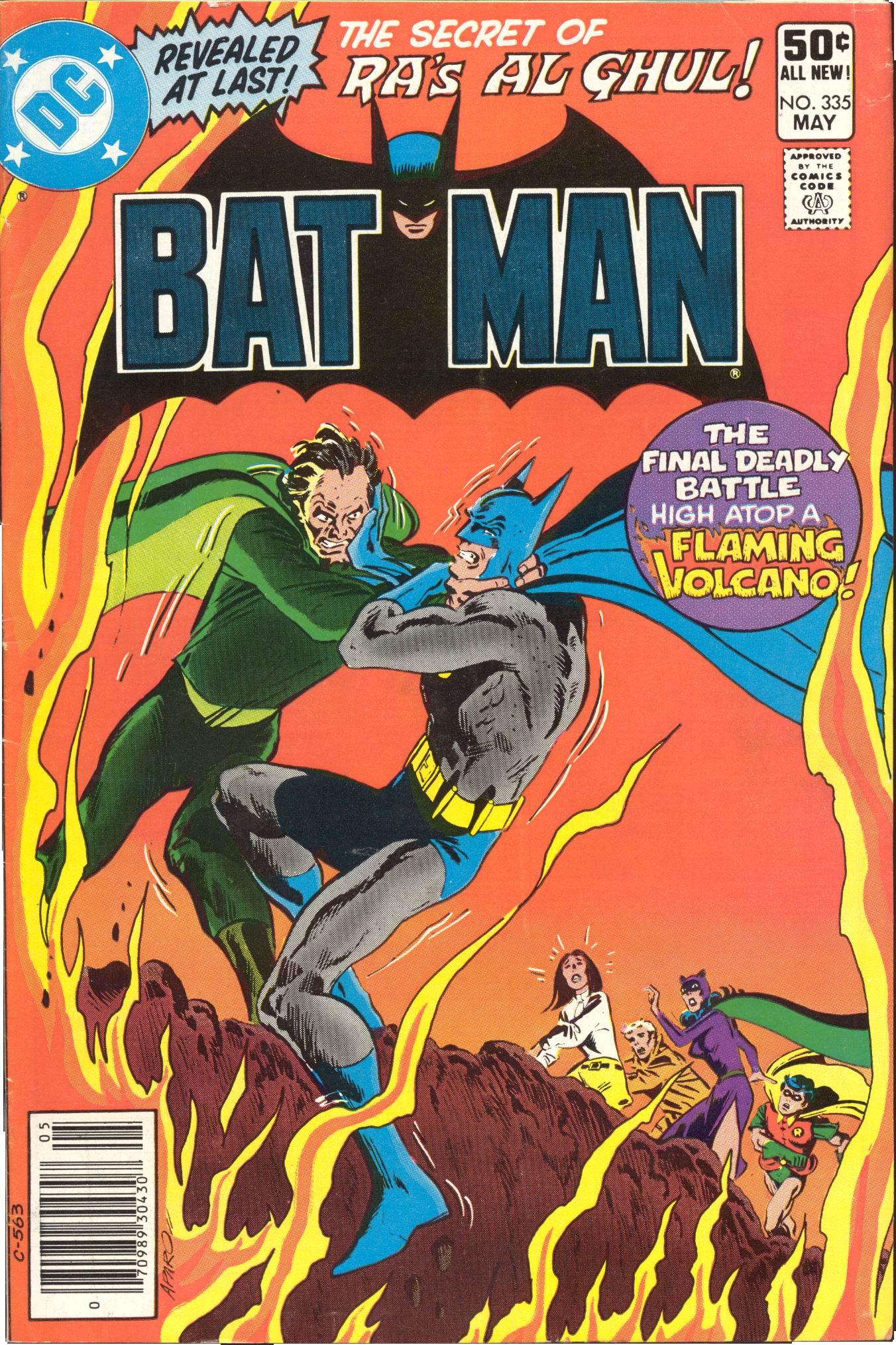 Batman (1940) 335 Page 1