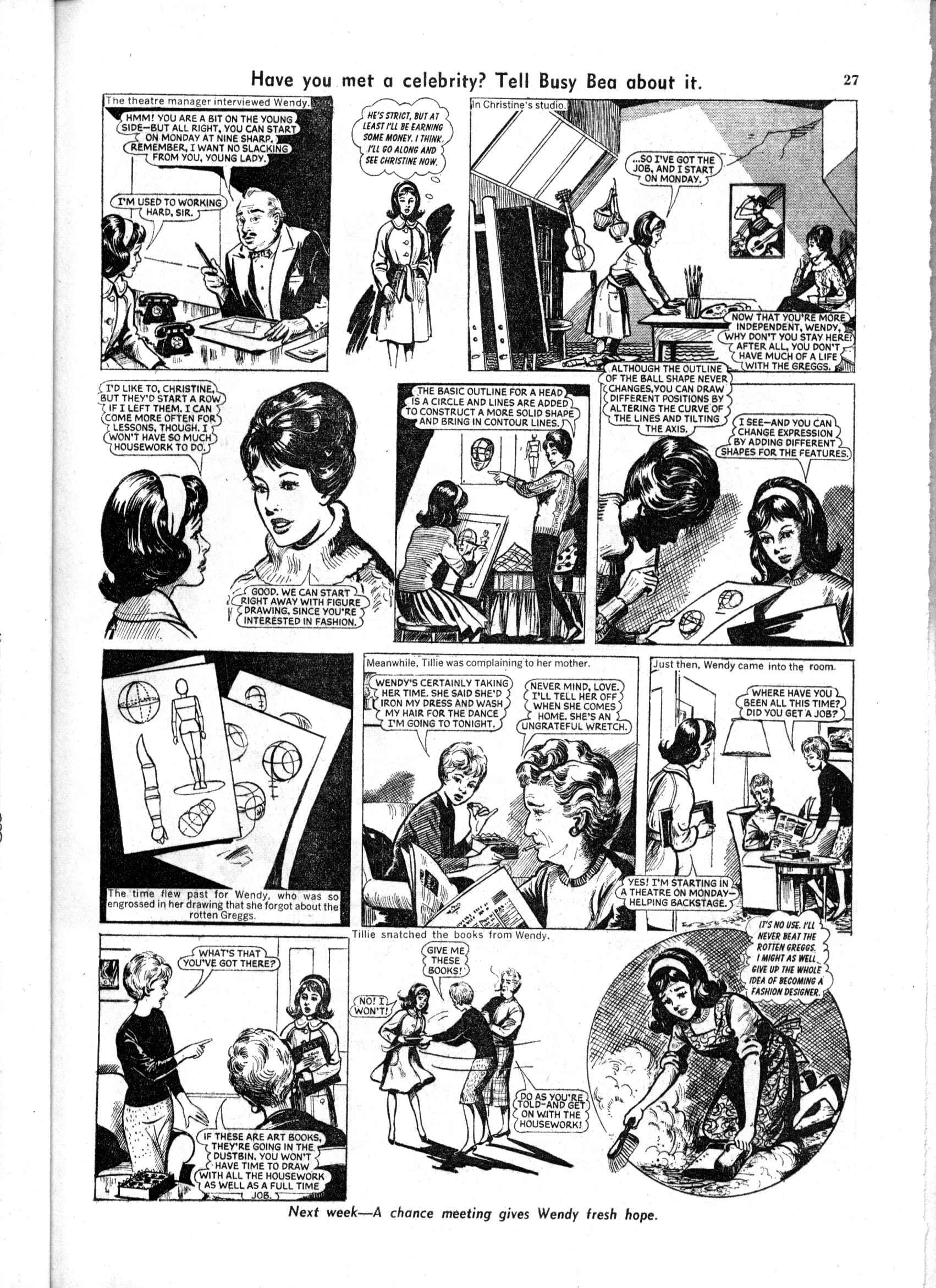 Read online Judy comic -  Issue #165 - 27