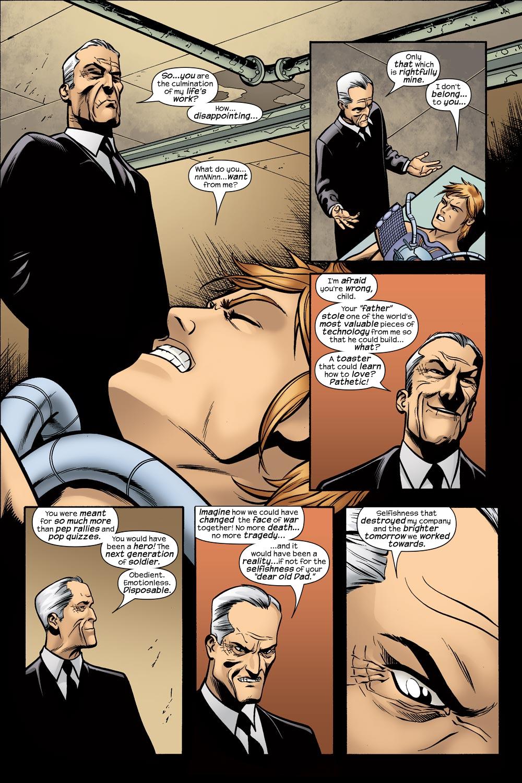 Read online Machine Teen comic -  Issue #5 - 6