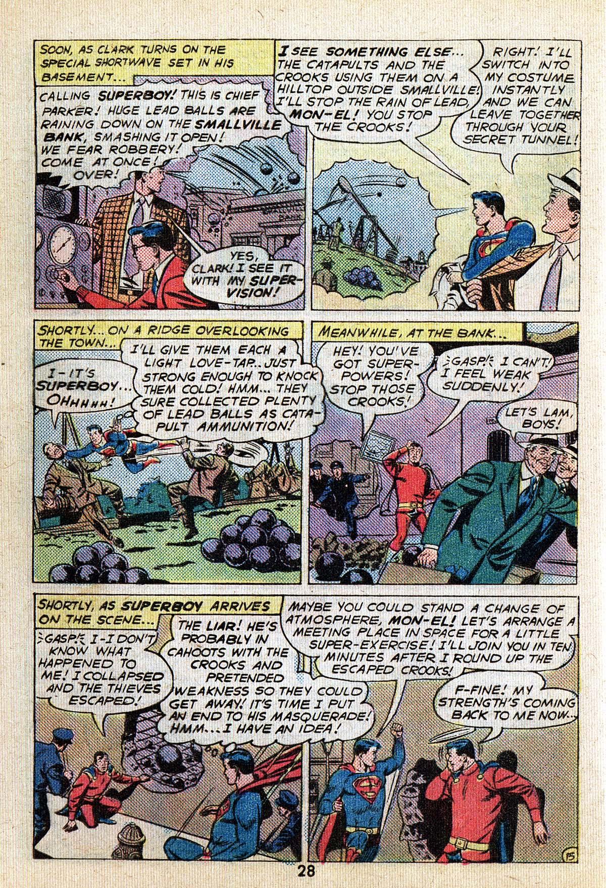 Read online Adventure Comics (1938) comic -  Issue #494 - 28