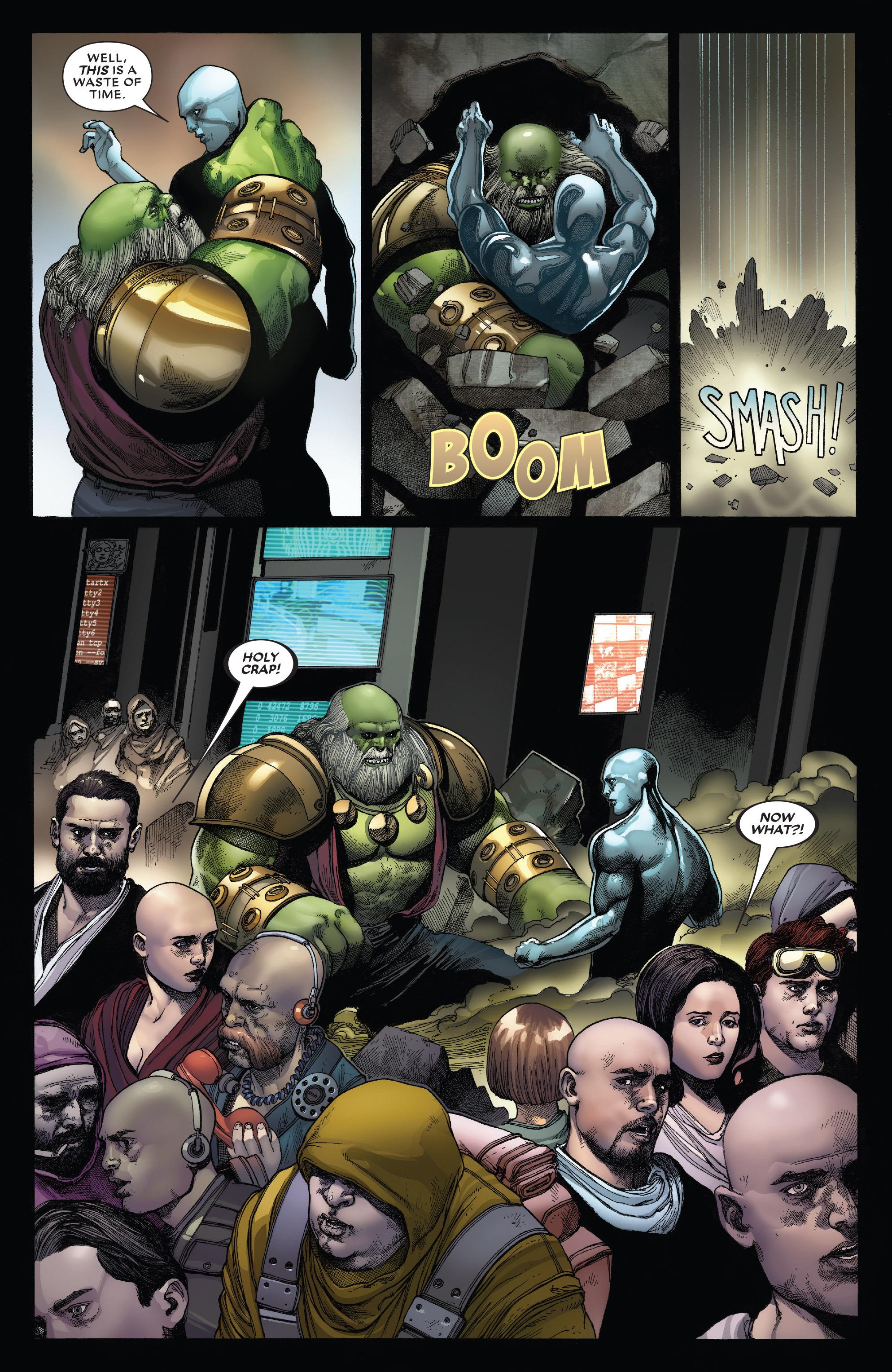 Read online Secret Wars Journal/Battleworld comic -  Issue # TPB - 203