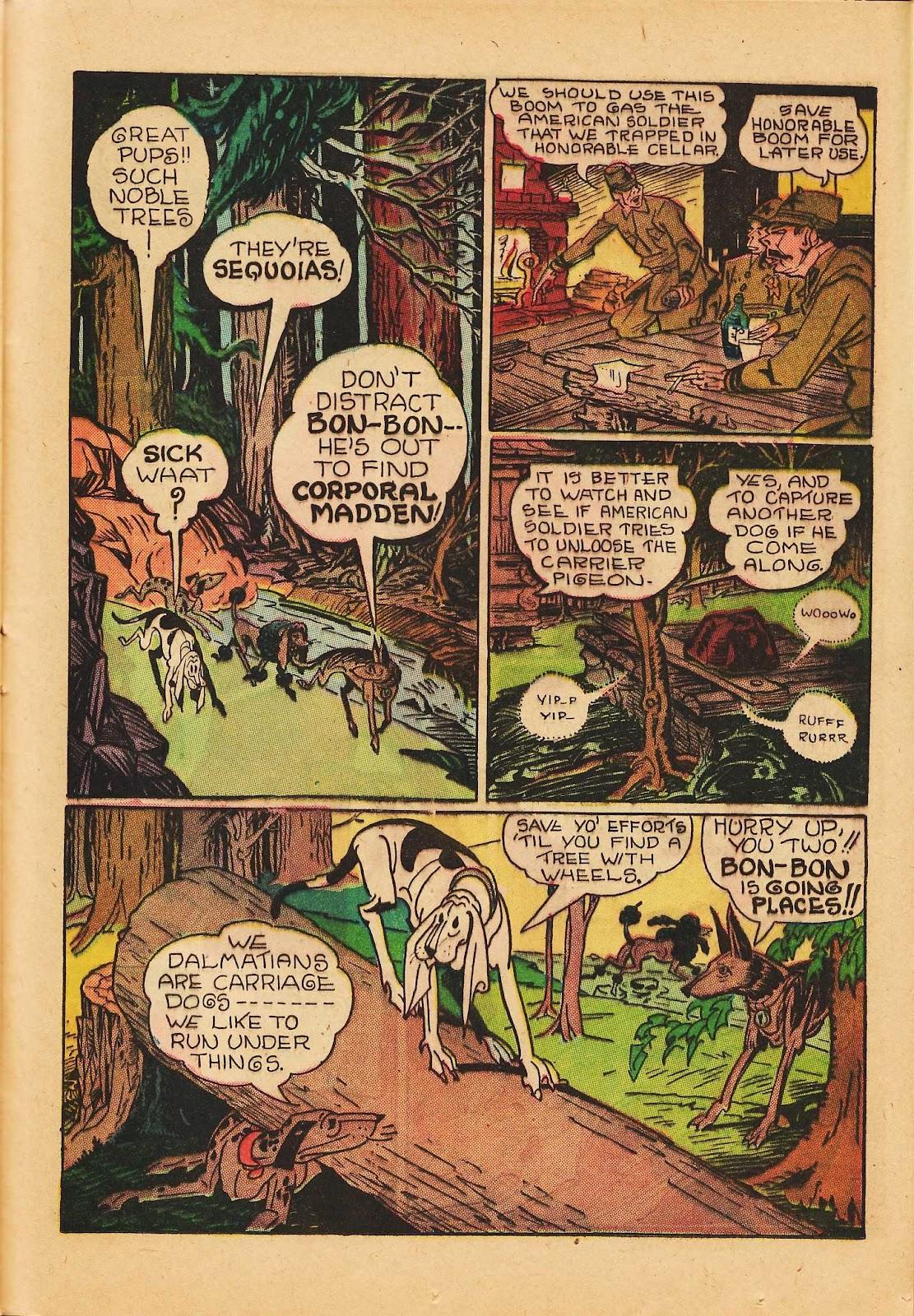Super-Magician Comics issue 22 - Page 43