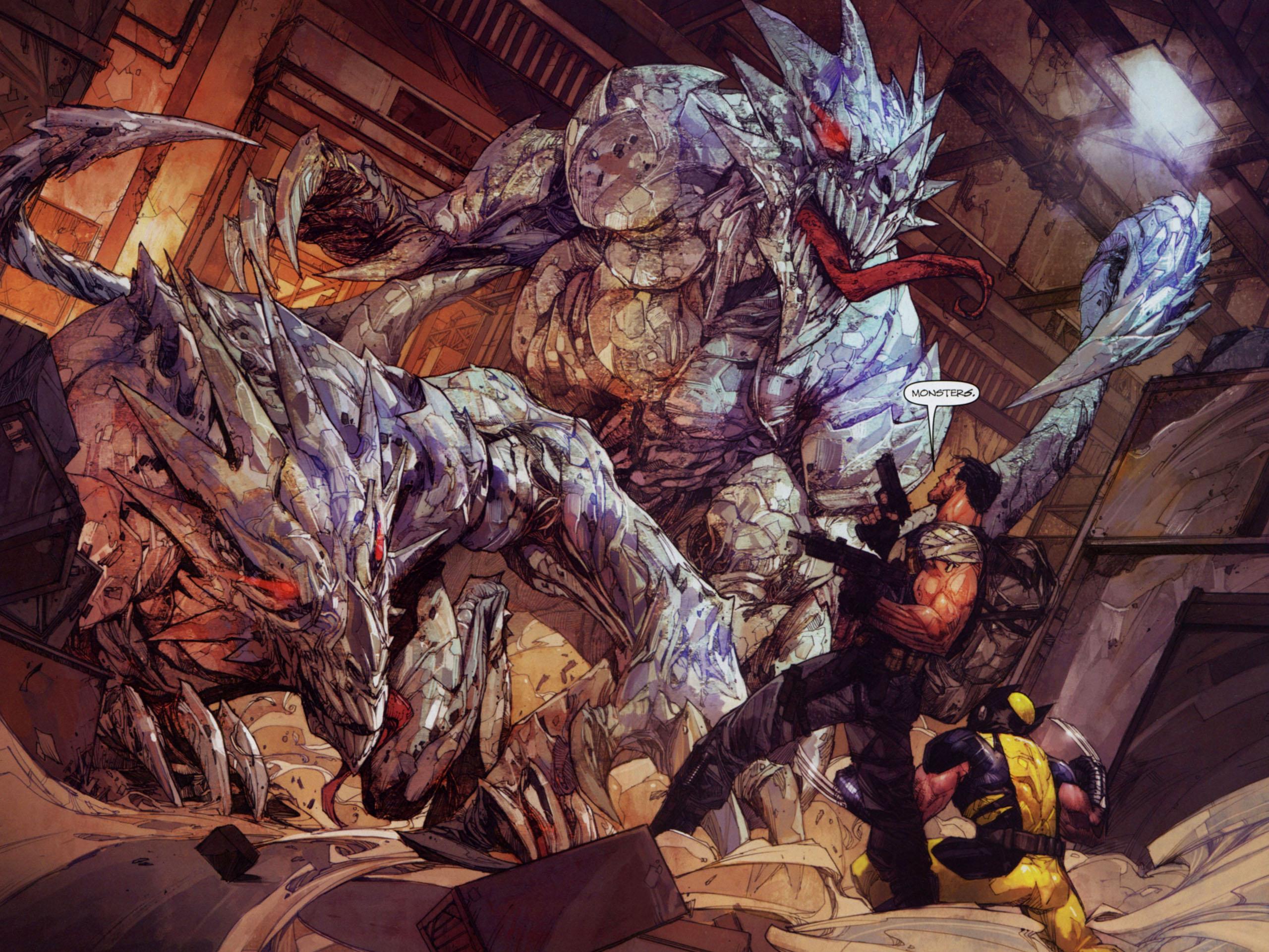 Read online Astonishing Tales (2009) comic -  Issue #4 - 8