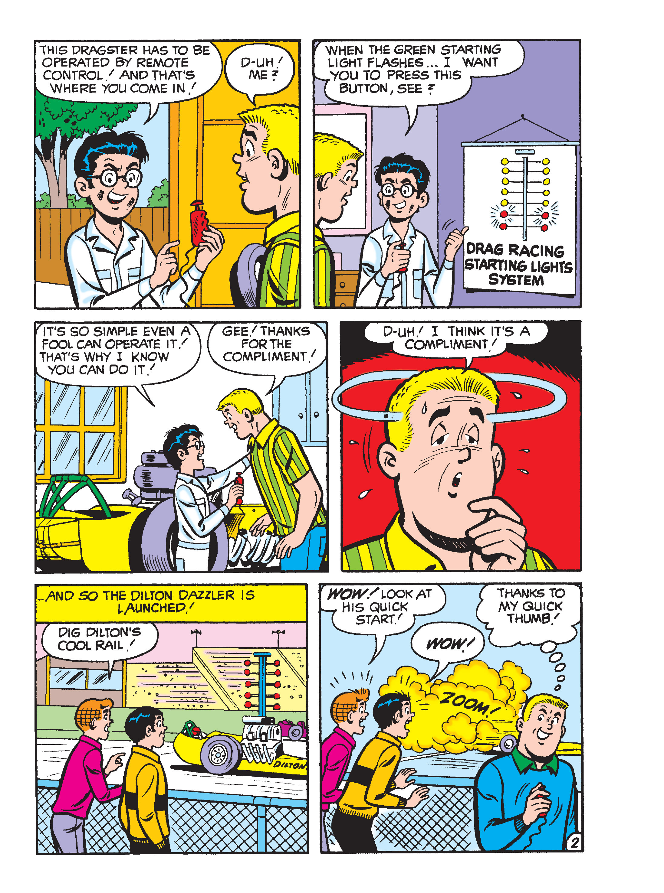 Read online Archie 1000 Page Comics Blowout! comic -  Issue # TPB (Part 3) - 243
