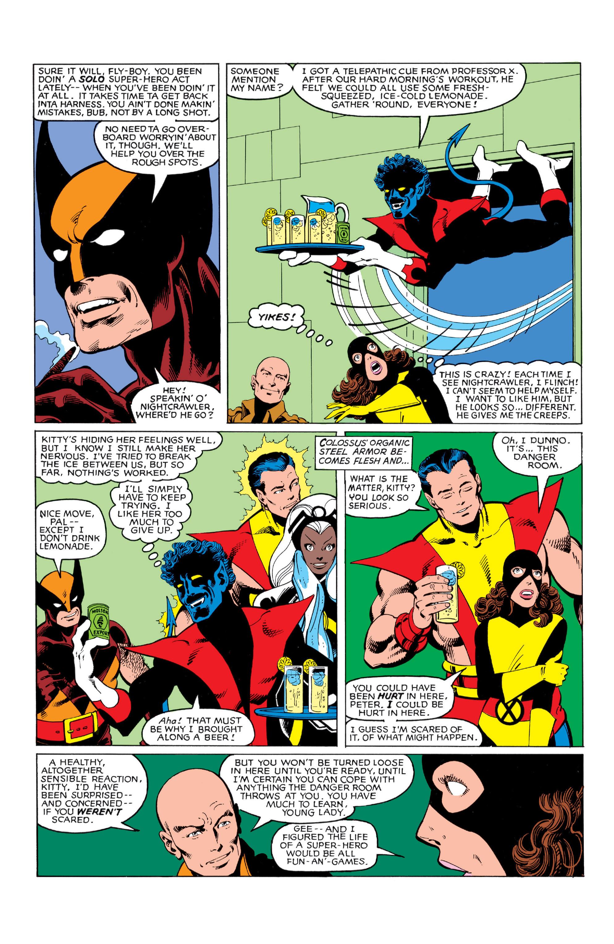 Uncanny X-Men (1963) 139 Page 6