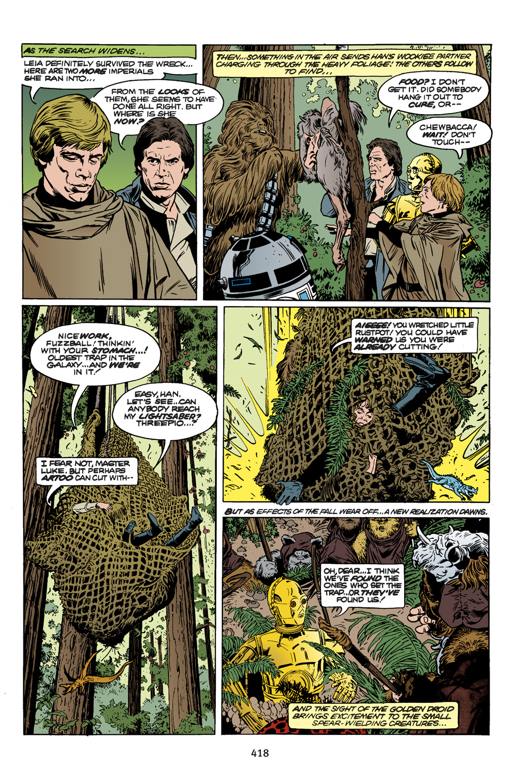 Read online Star Wars Omnibus comic -  Issue # Vol. 18.5 - 135