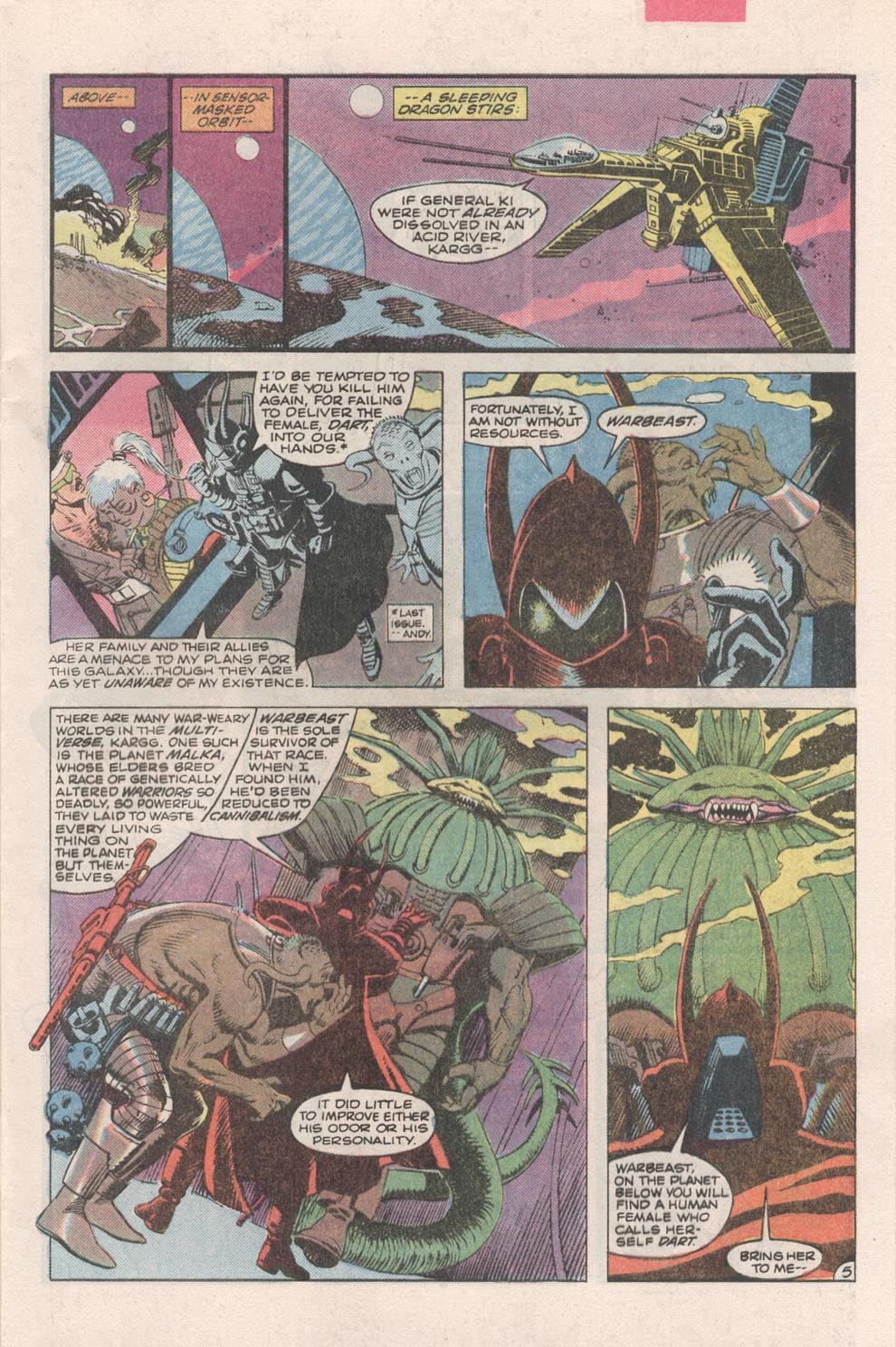 Read online Atari Force (1984) comic -  Issue #2 - 7