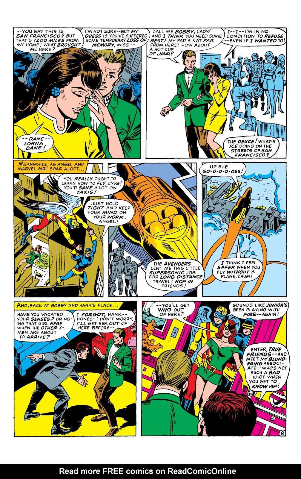 Uncanny X-Men (1963) issue 49 - Page 9