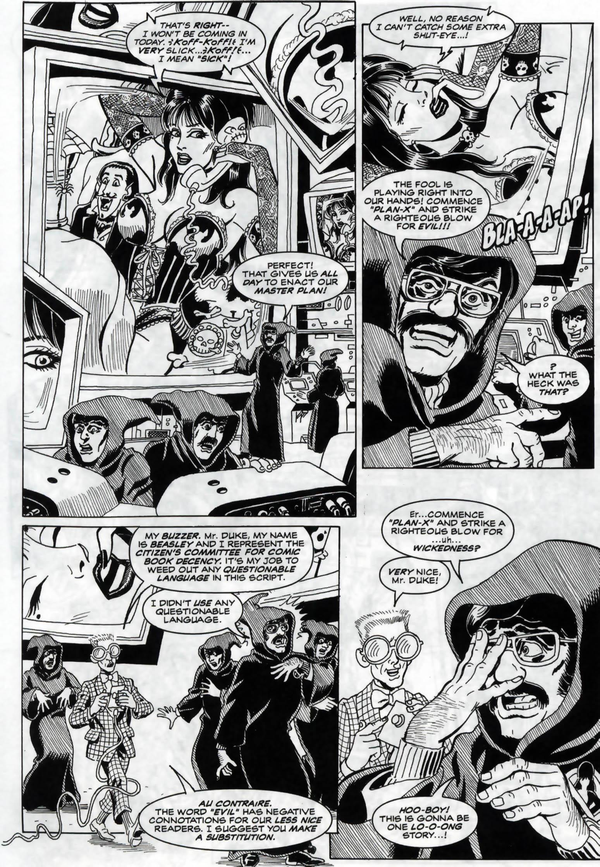 Read online Elvira, Mistress of the Dark comic -  Issue #120 - 5