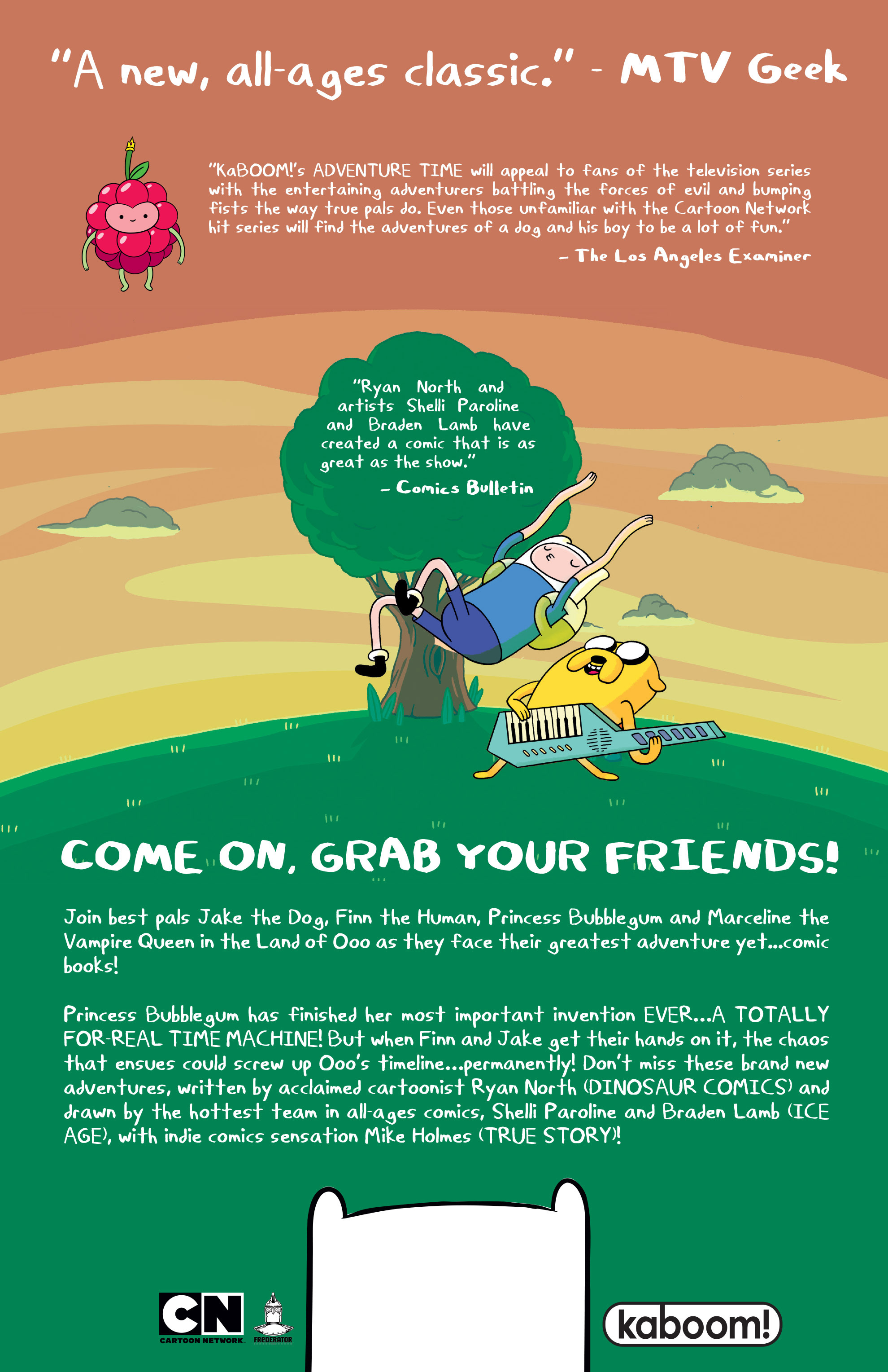 Read online Adventure Time comic -  Issue #Adventure Time _TPB 2 - 116