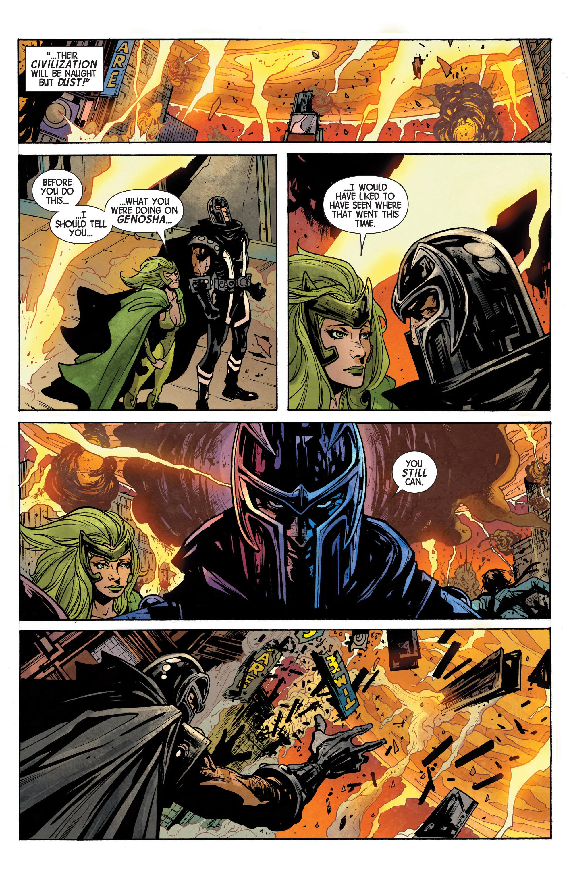 Read online Secret Wars: Last Days of the Marvel Universe comic -  Issue # TPB (Part 1) - 140