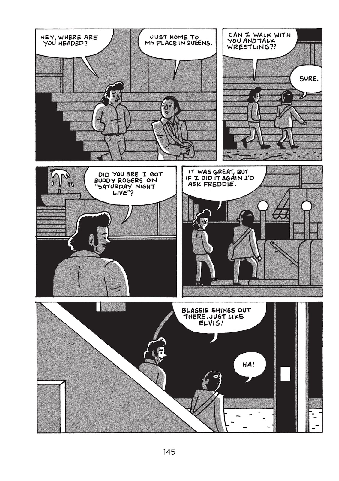 Read online Is This Guy For Real?: The Unbelievable Andy Kaufman comic -  Issue # TPB (Part 2) - 50
