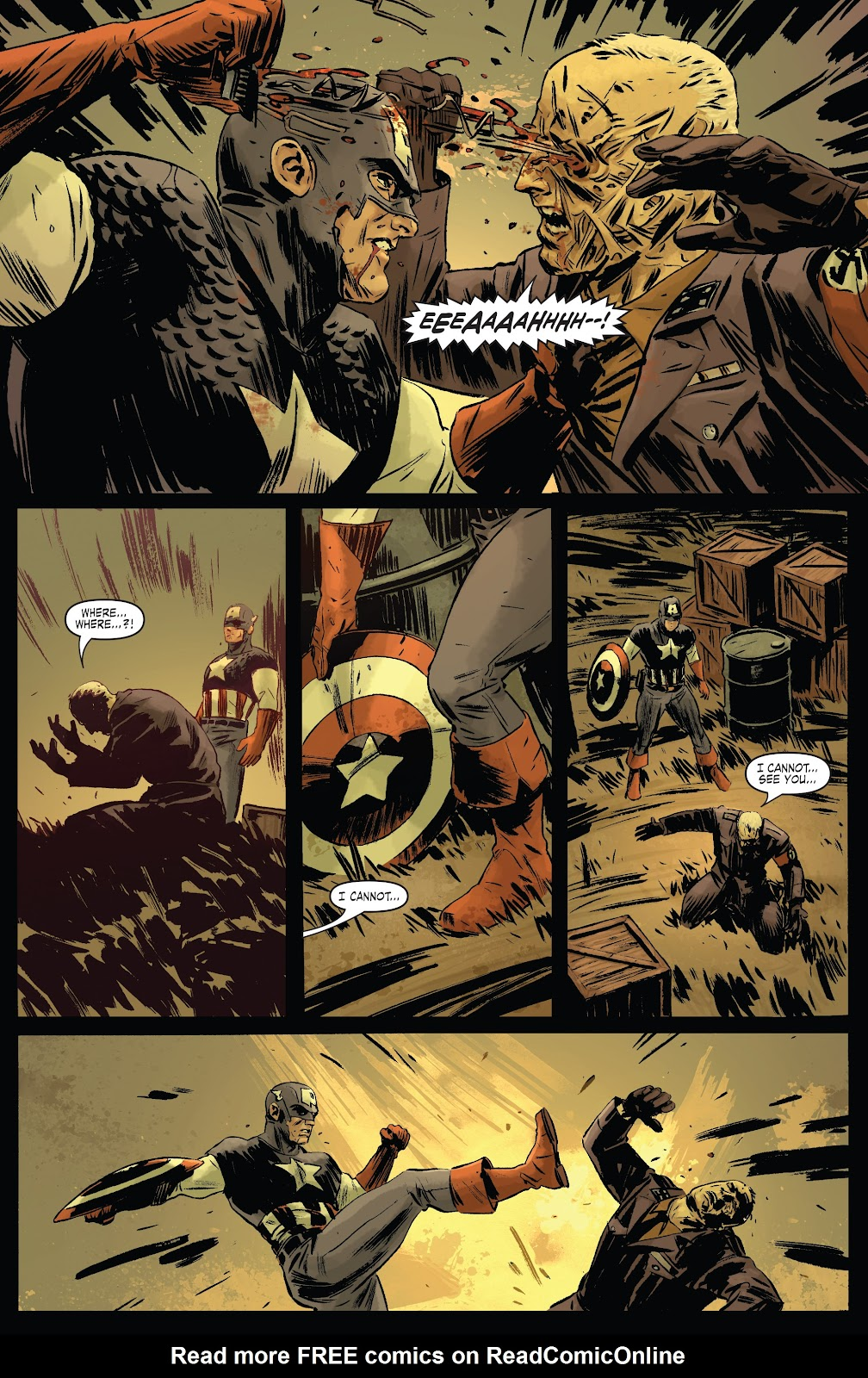 Read online Captain America Theater Of War: Operation Zero-Point comic -  Issue # Full - 34