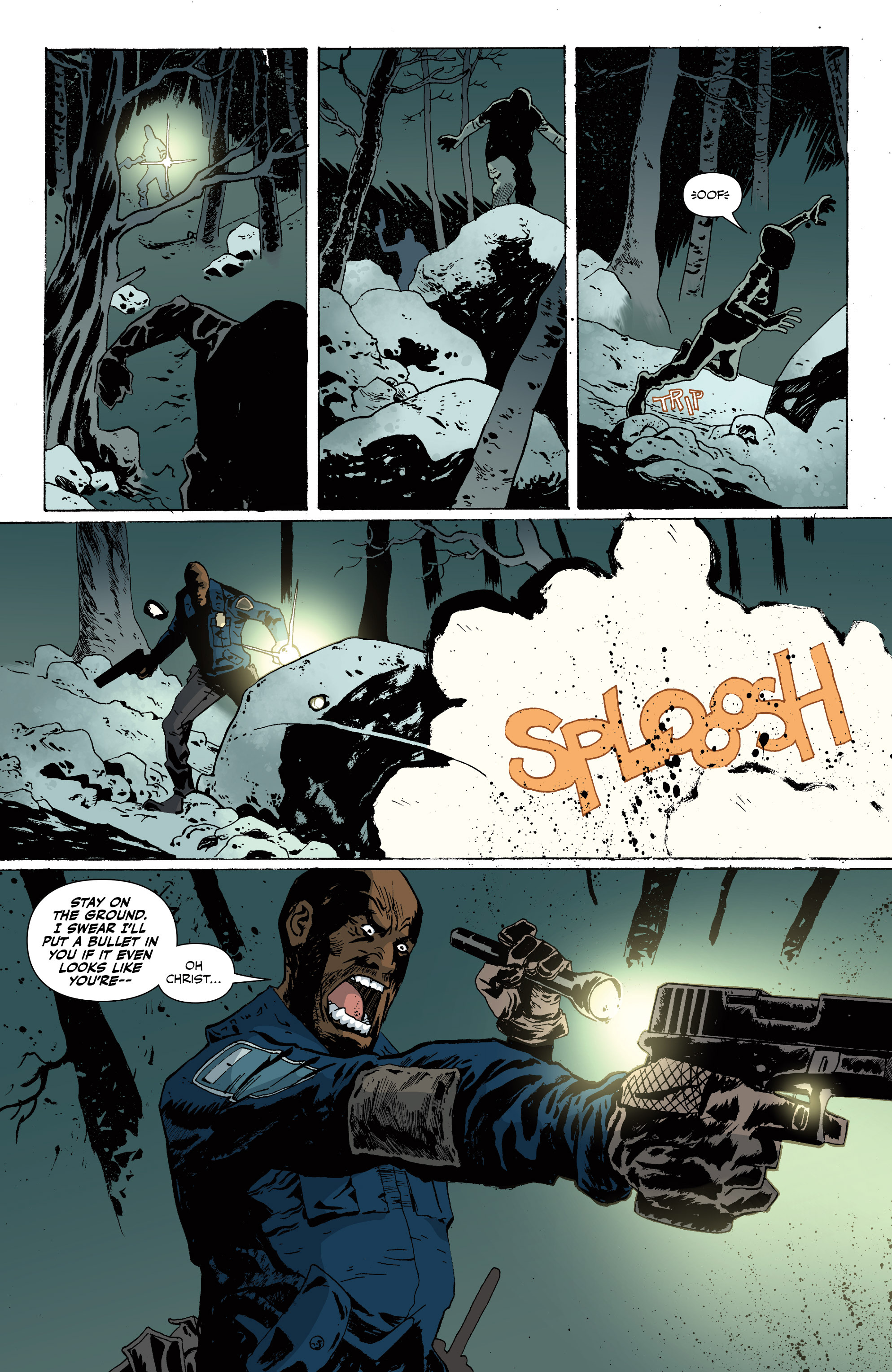 Read online Sheltered comic -  Issue #11 - 23