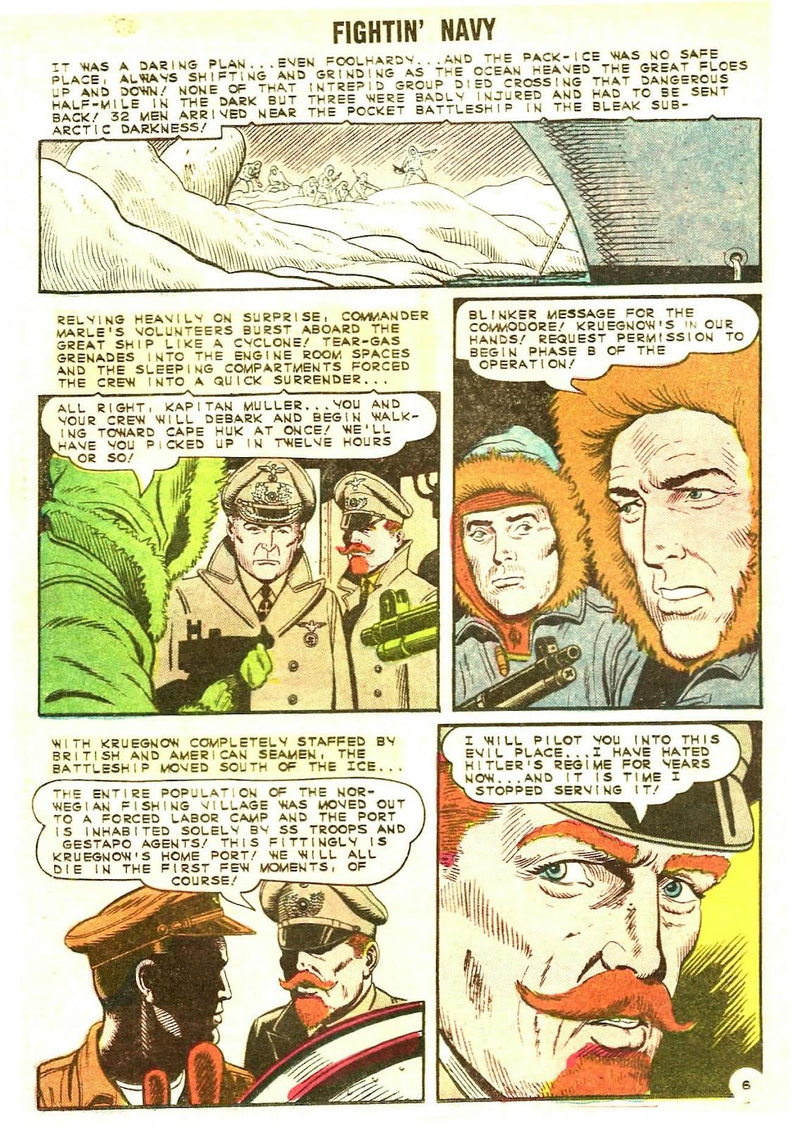 Read online Fightin' Navy comic -  Issue #120 - 20
