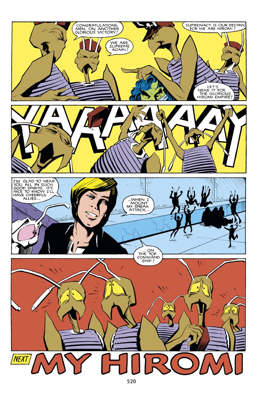 Read online Star Wars Omnibus comic -  Issue # Vol. 21.5 - 244
