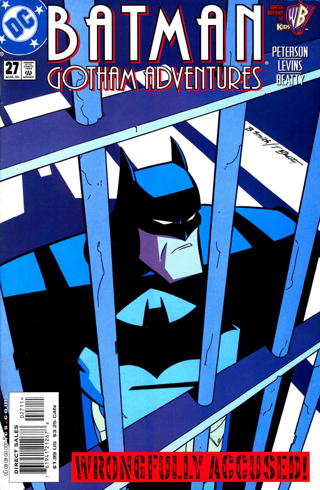 Batman: Gotham Adventures 27 Page 1