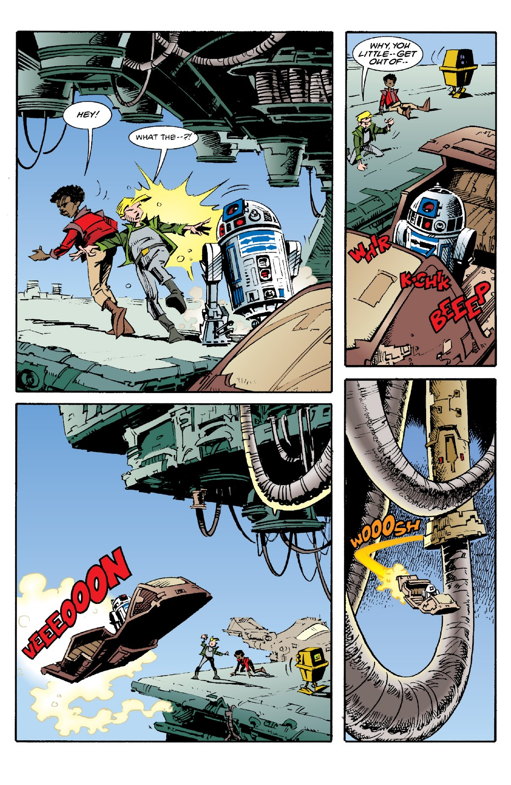 Read online Star Wars Legends Epic Collection: The Empire comic -  Issue # TPB 5 (Part 3) - 35