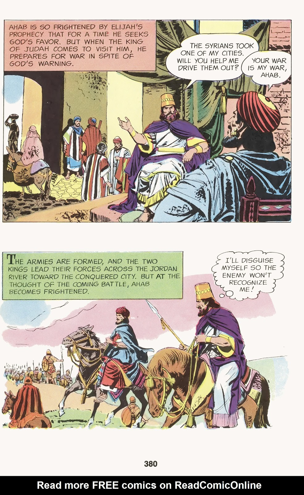 The Picture Bible issue TPB (Part 4) - Page 83