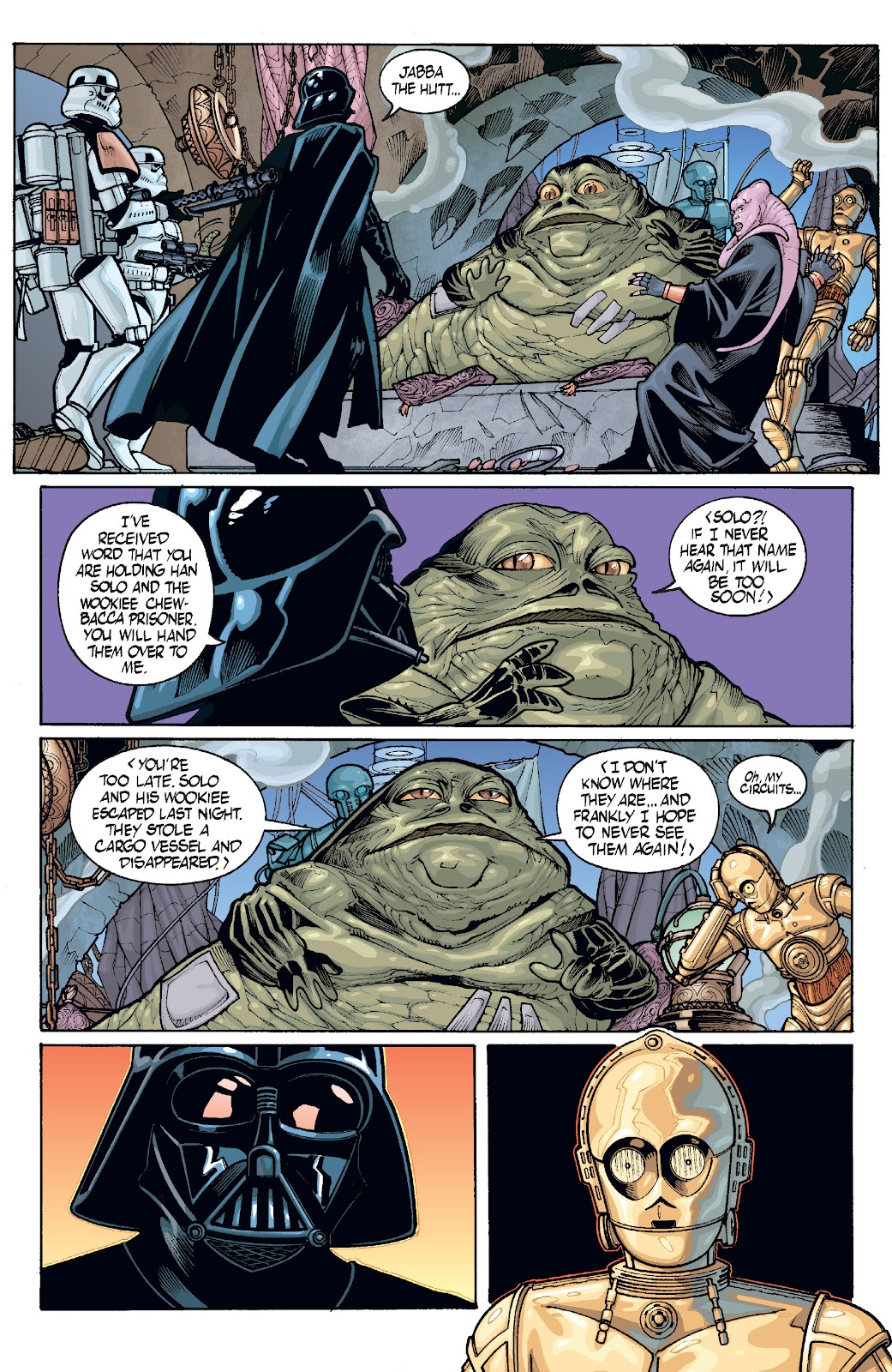 Read online Star Wars Legends: Infinities - Epic Collection comic -  Issue # TPB (Part 2) - 66