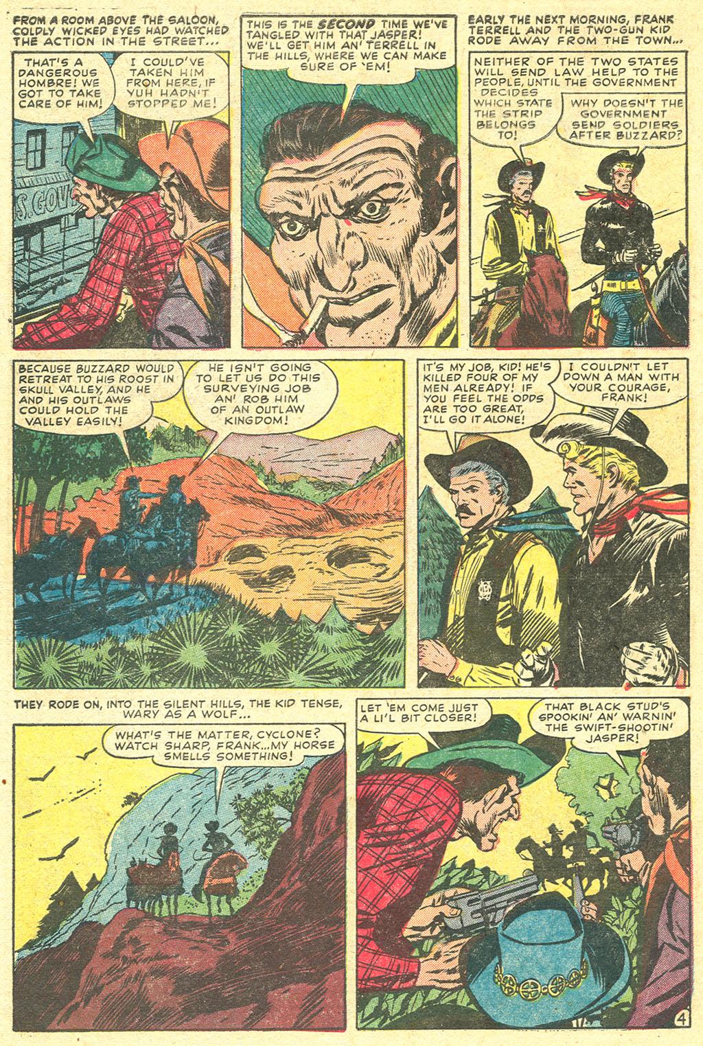 Read online Two-Gun Kid comic -  Issue #21 - 30