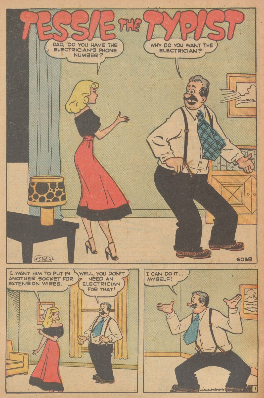 Read online Nellie The Nurse (1945) comic -  Issue #21 - 36