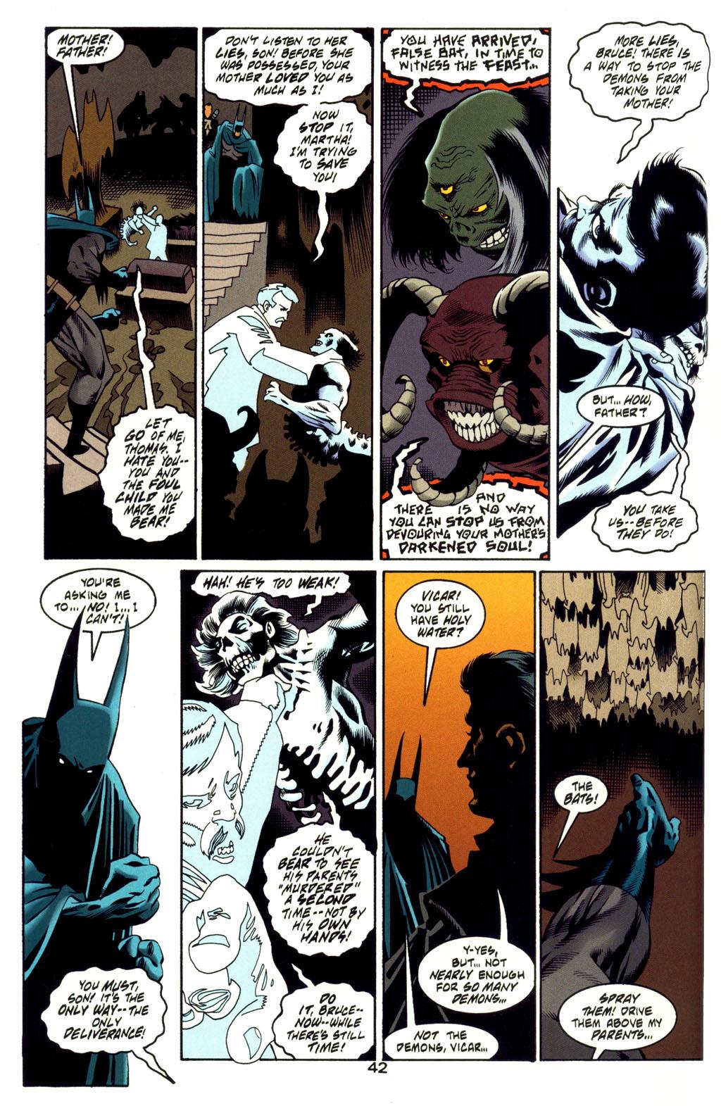 Read online Batman: Haunted Gotham comic -  Issue #4 - 42