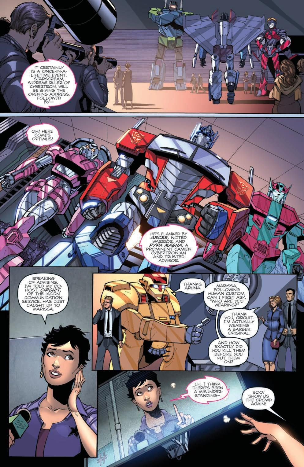 Read online First Strike comic -  Issue #0 - 11