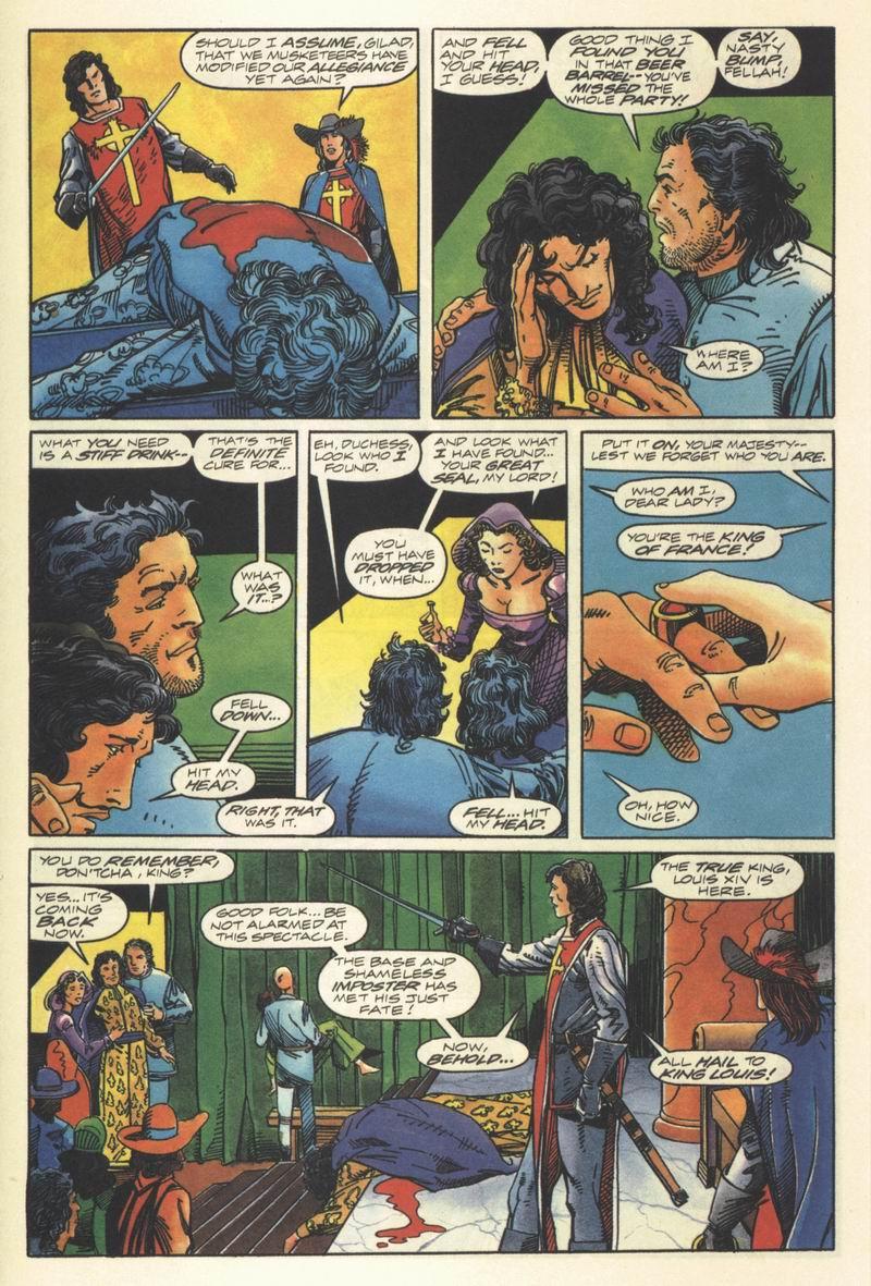 Read online Eternal Warrior (1992) comic -  Issue #8 - 27