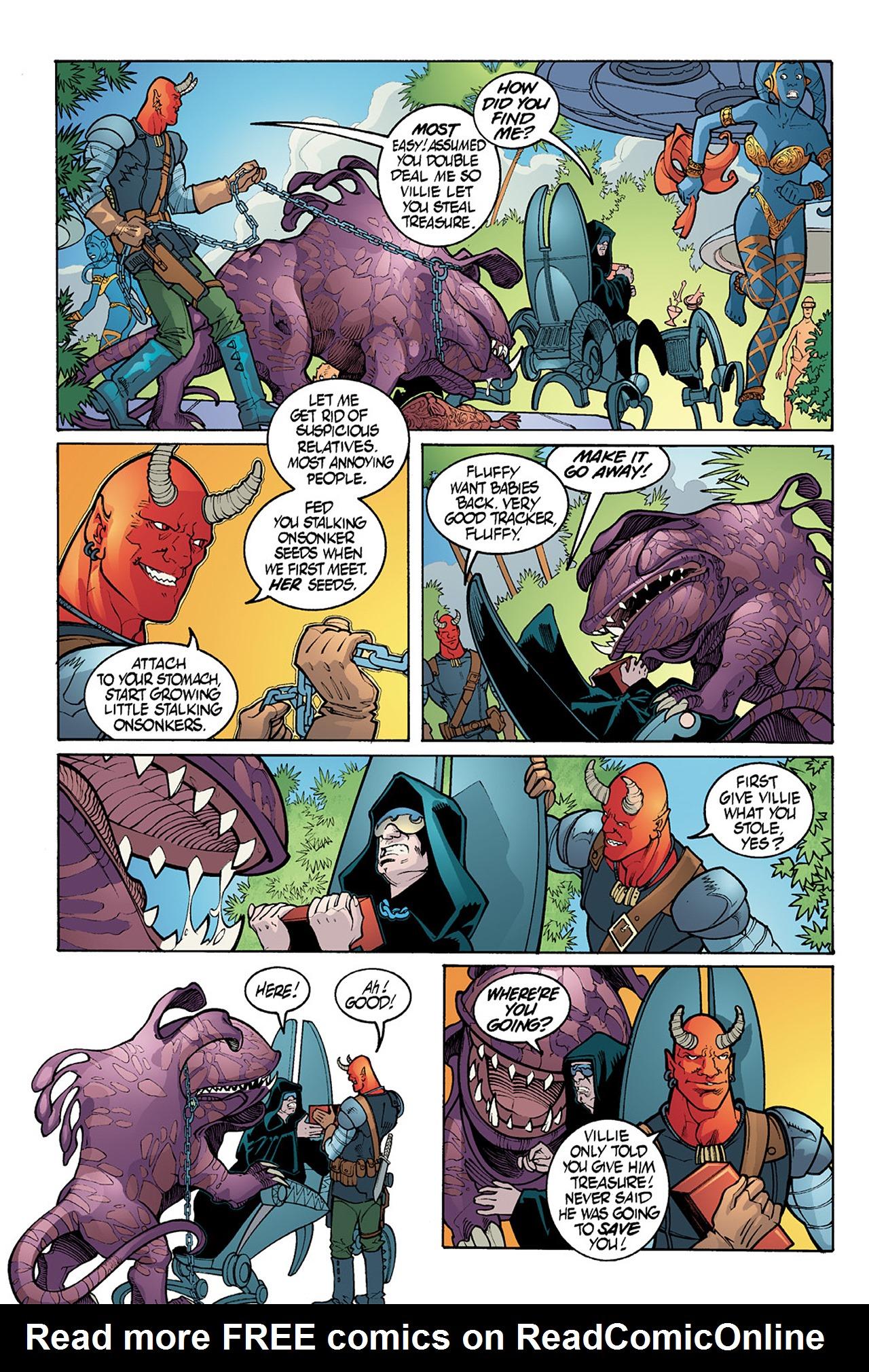 Read online Star Wars Omnibus comic -  Issue # Vol. 15.5 - 123