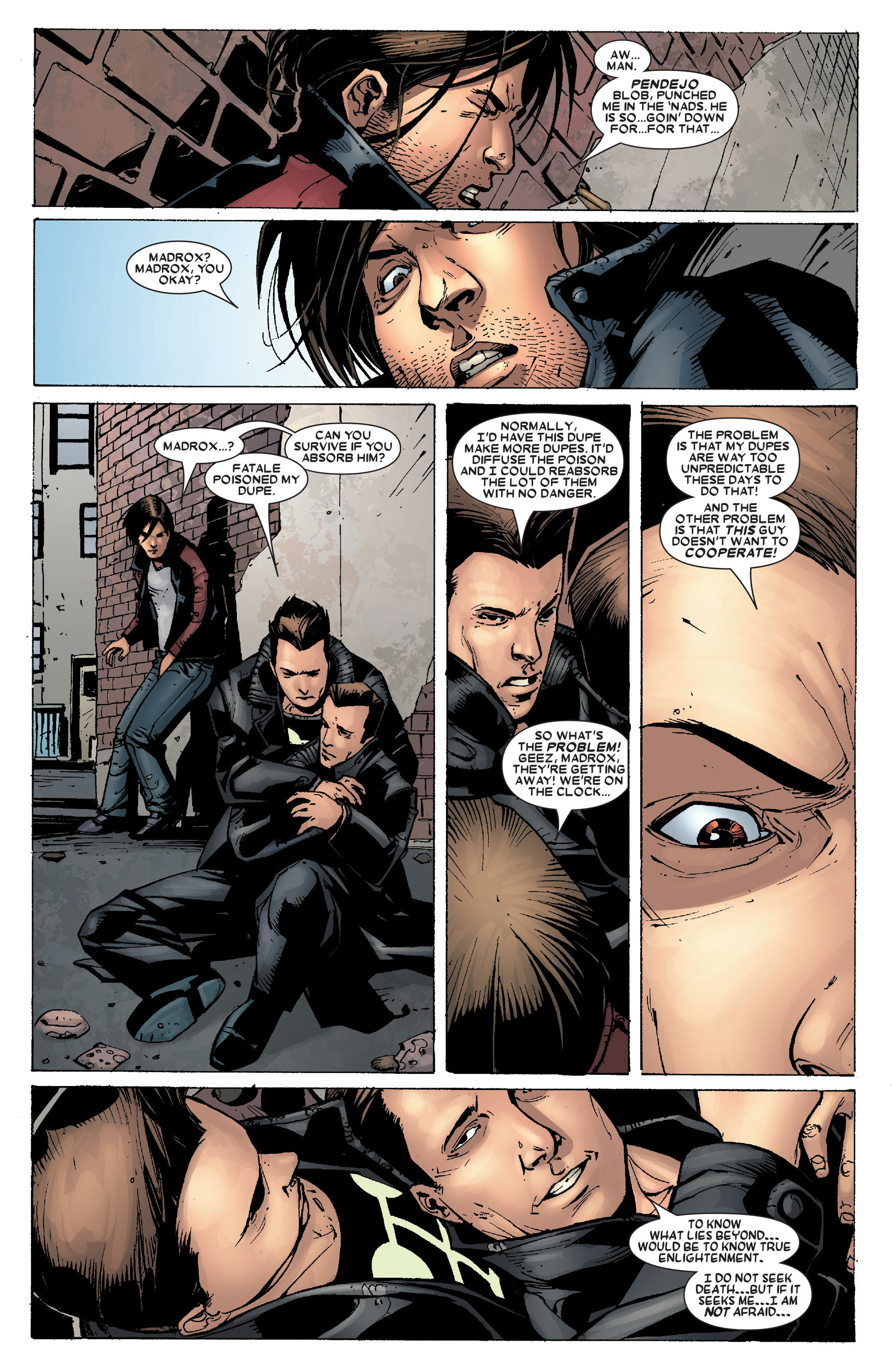 Read online X-Factor (2006) comic -  Issue #19 - 3