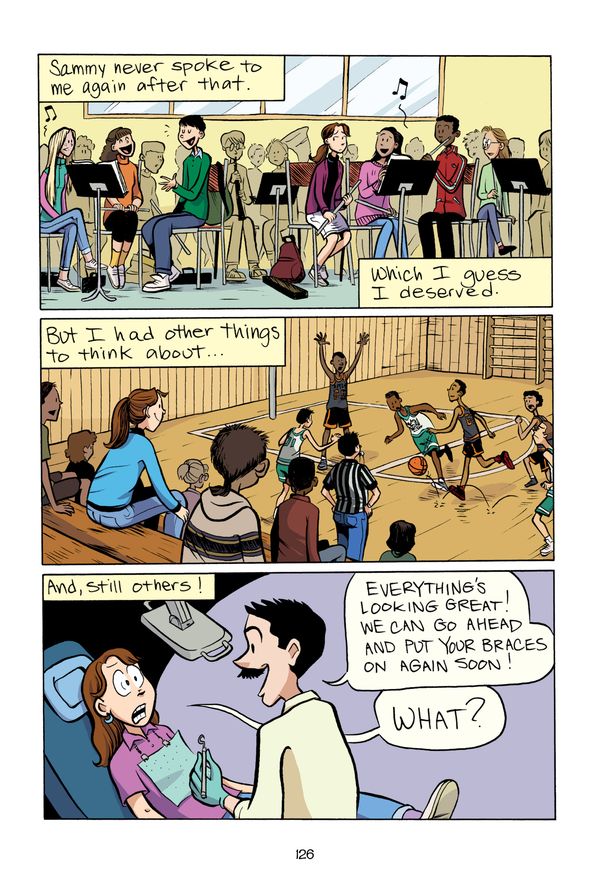 Read online Smile comic -  Issue # TPB - 132