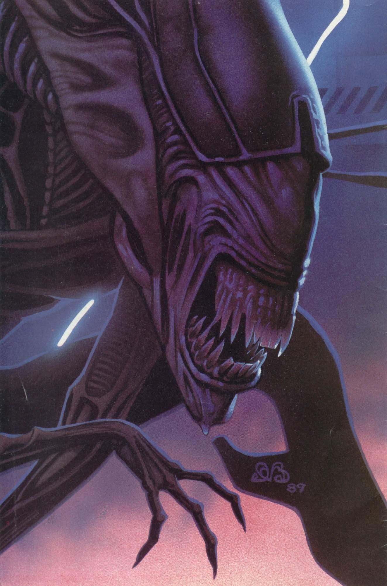 Read online Aliens (1989) comic -  Issue #4 - 30