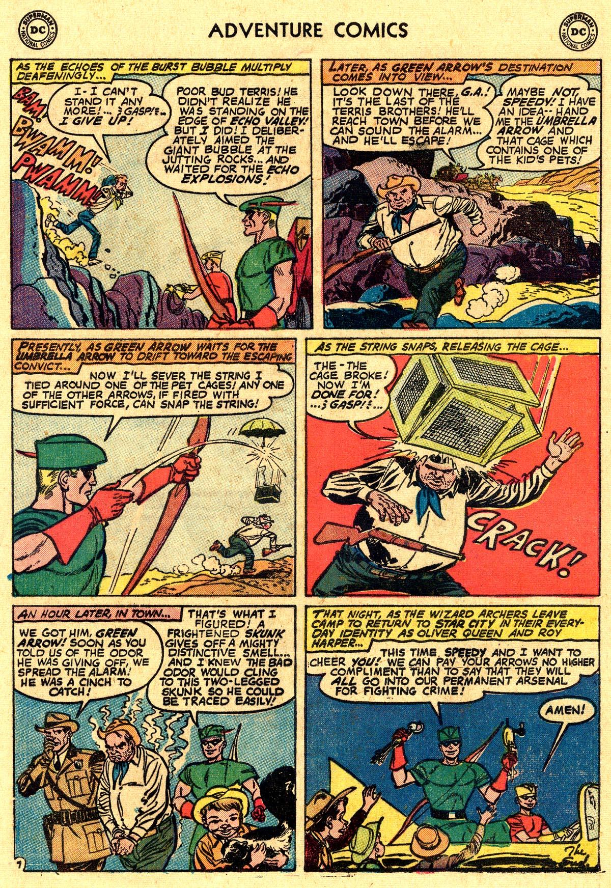 Read online Adventure Comics (1938) comic -  Issue #265 - 32