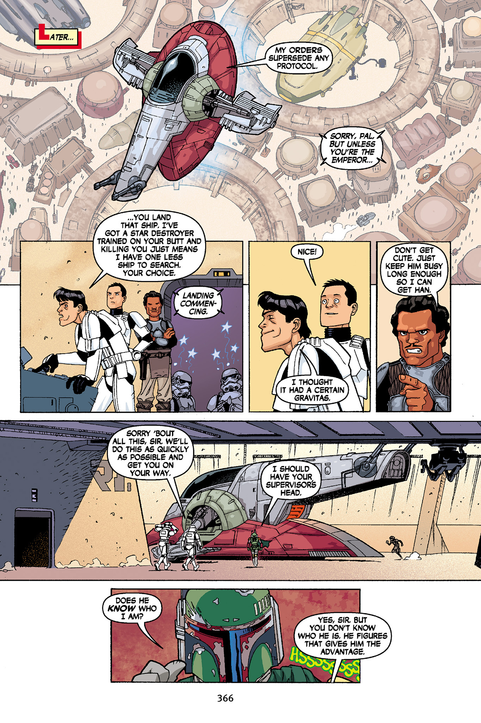 Read online Star Wars Omnibus comic -  Issue # Vol. 30 - 358