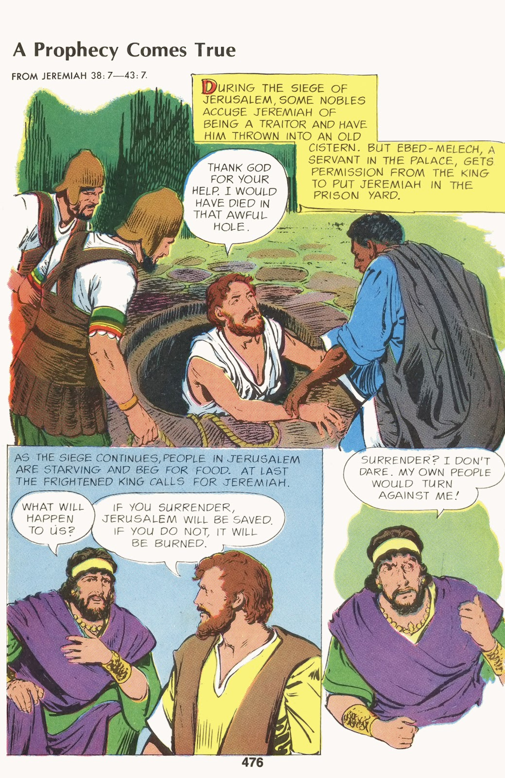 The Picture Bible issue TPB (Part 5) - Page 79