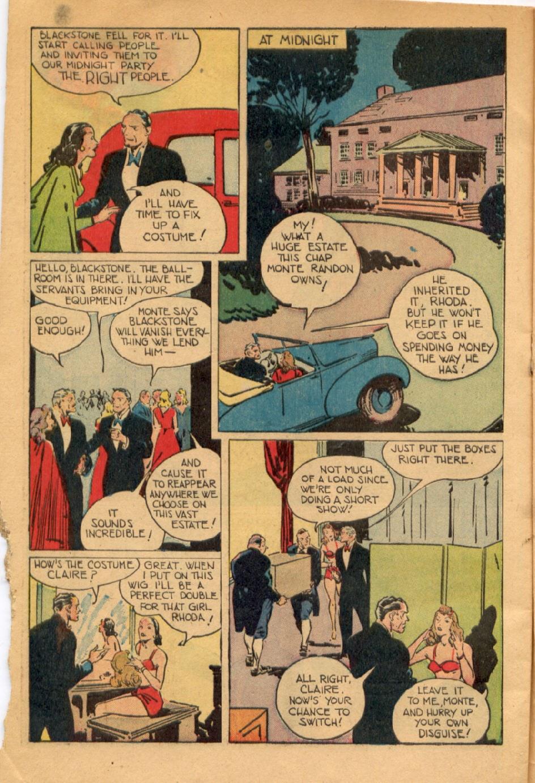 Read online Super-Magician Comics comic -  Issue #43 - 44